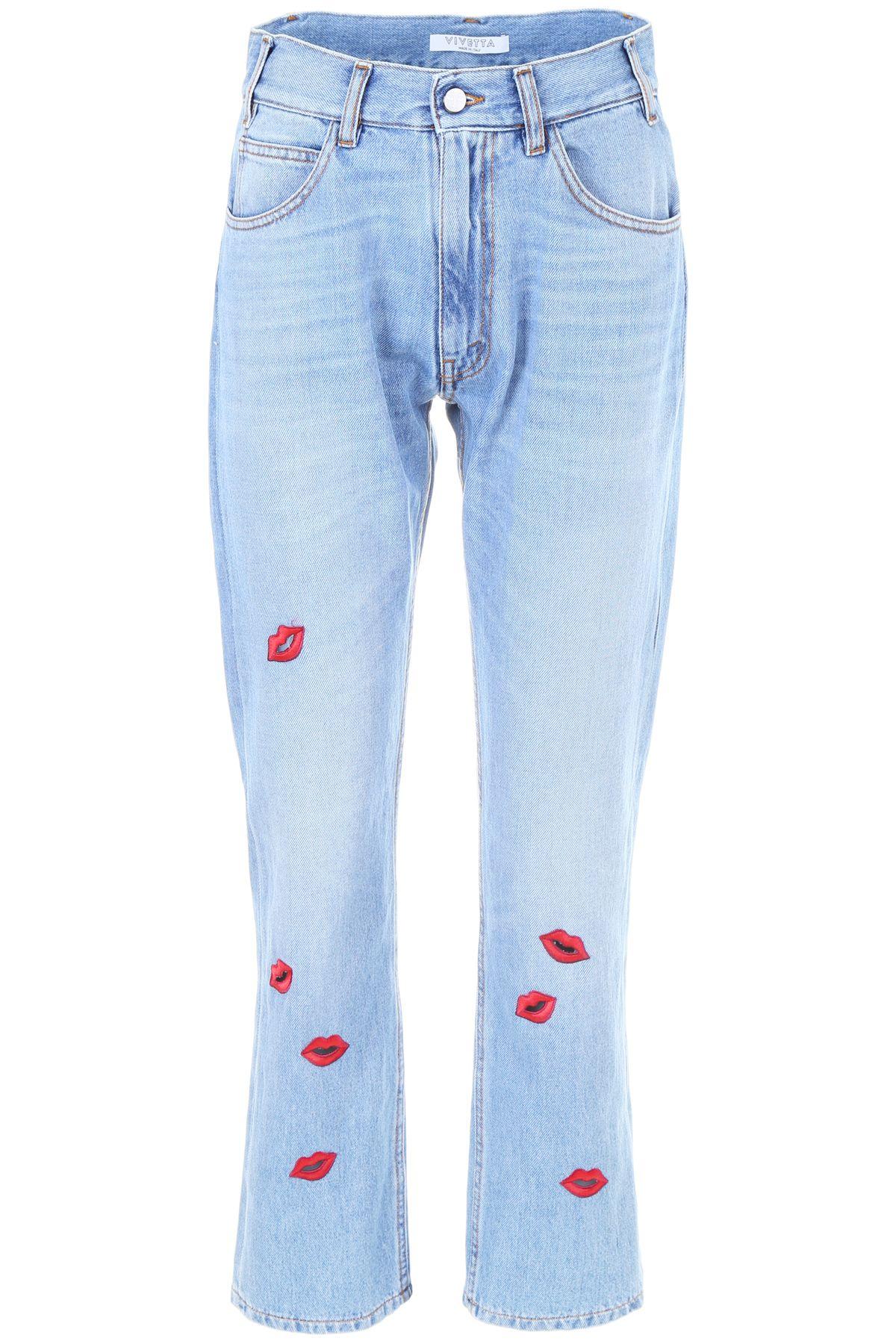 69954f1938 Vivetta Vivetta Albaldah Jeans - Basic - 10575315