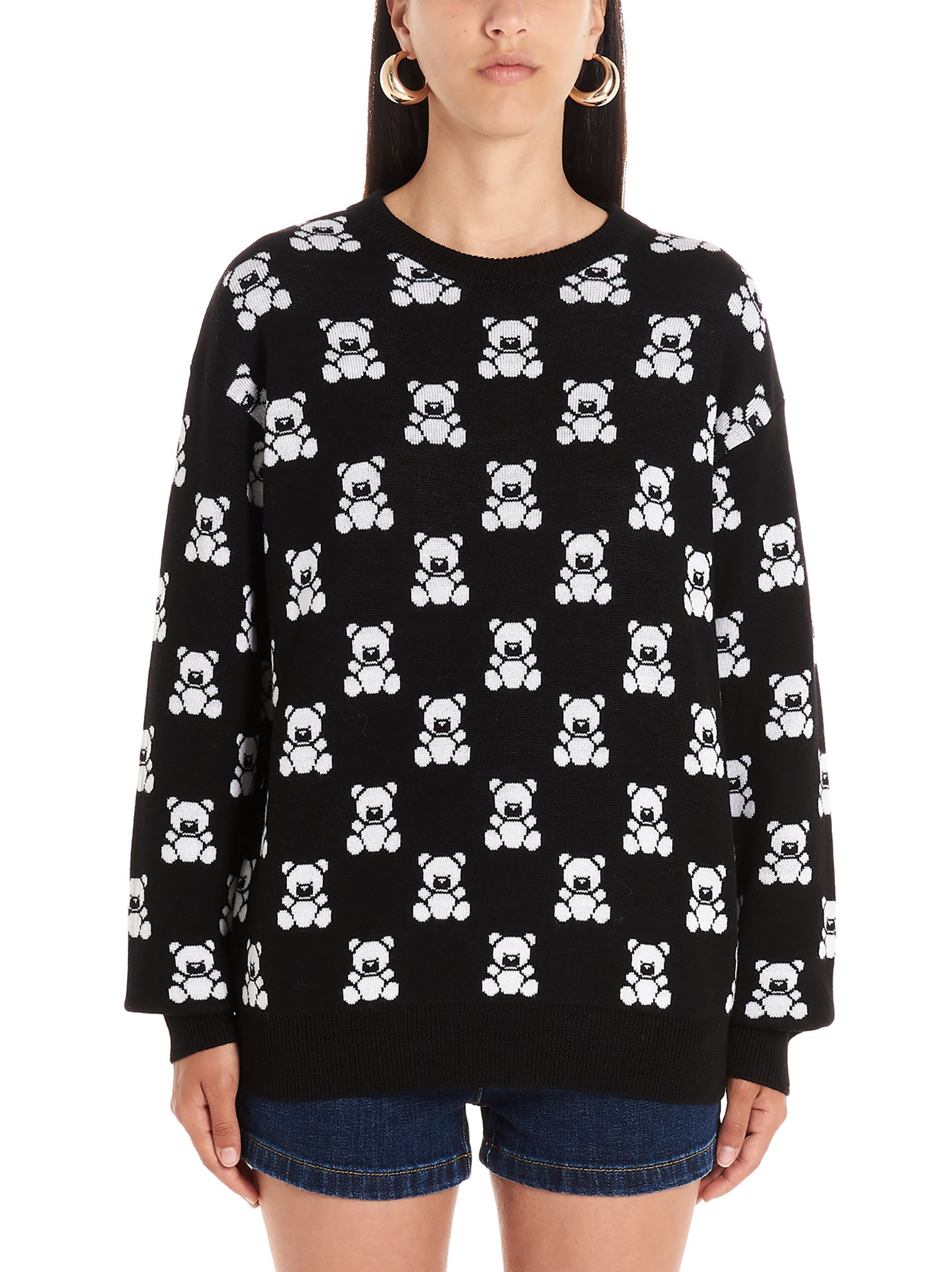 Moschino Sweaters TEDDY SWEATER