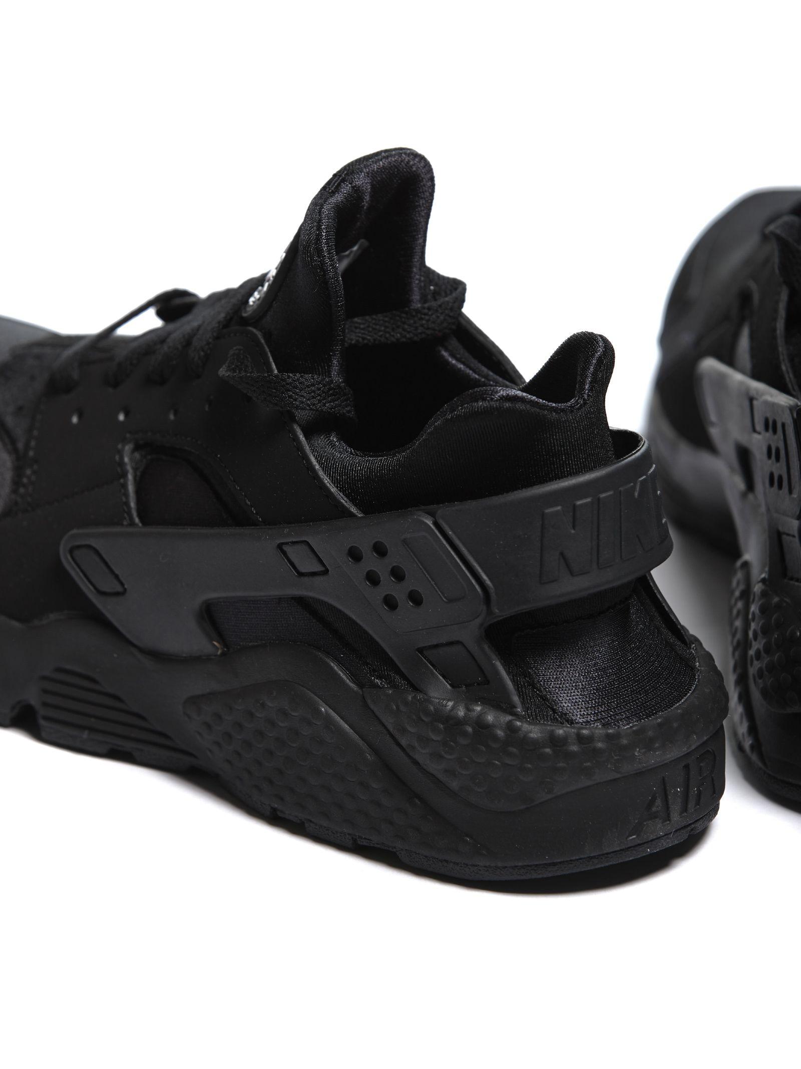 670df6d3617e Nike Nike Air Huarache Essential Id Sneakers - Black - 10646551 ...
