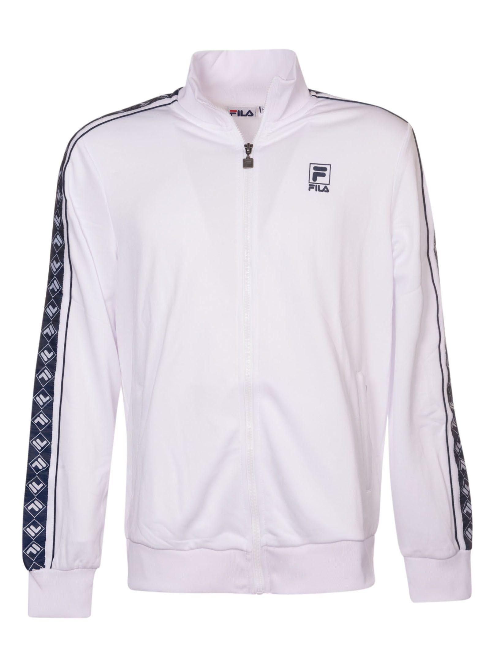 6dfaf933142e Fila Fila Ralph Track Jacket - Bright White - 10698767 | italist