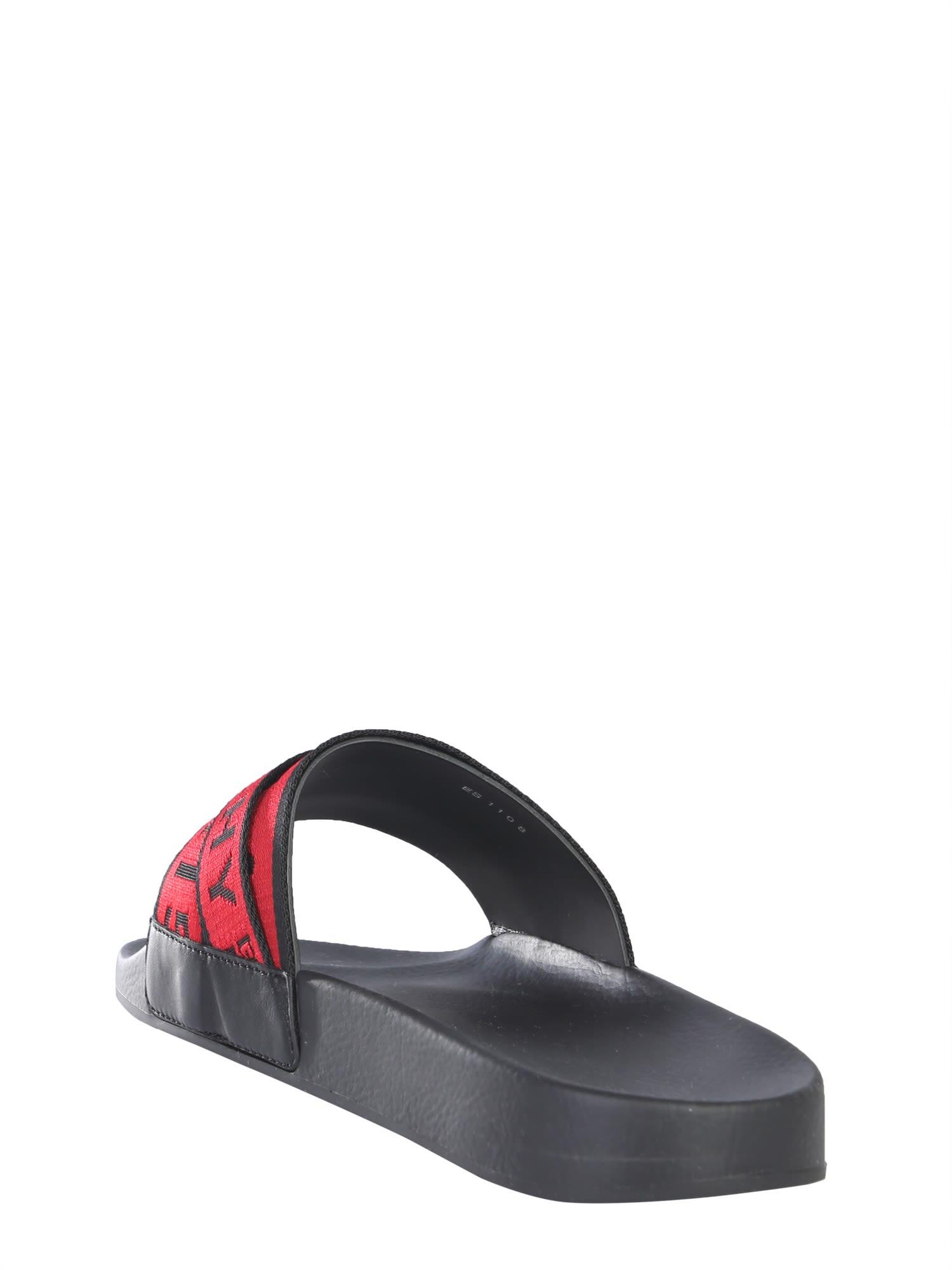 a0fad8eaa1e0 Givenchy Slide Sandals - Black Givenchy Slide Sandals - Black ...