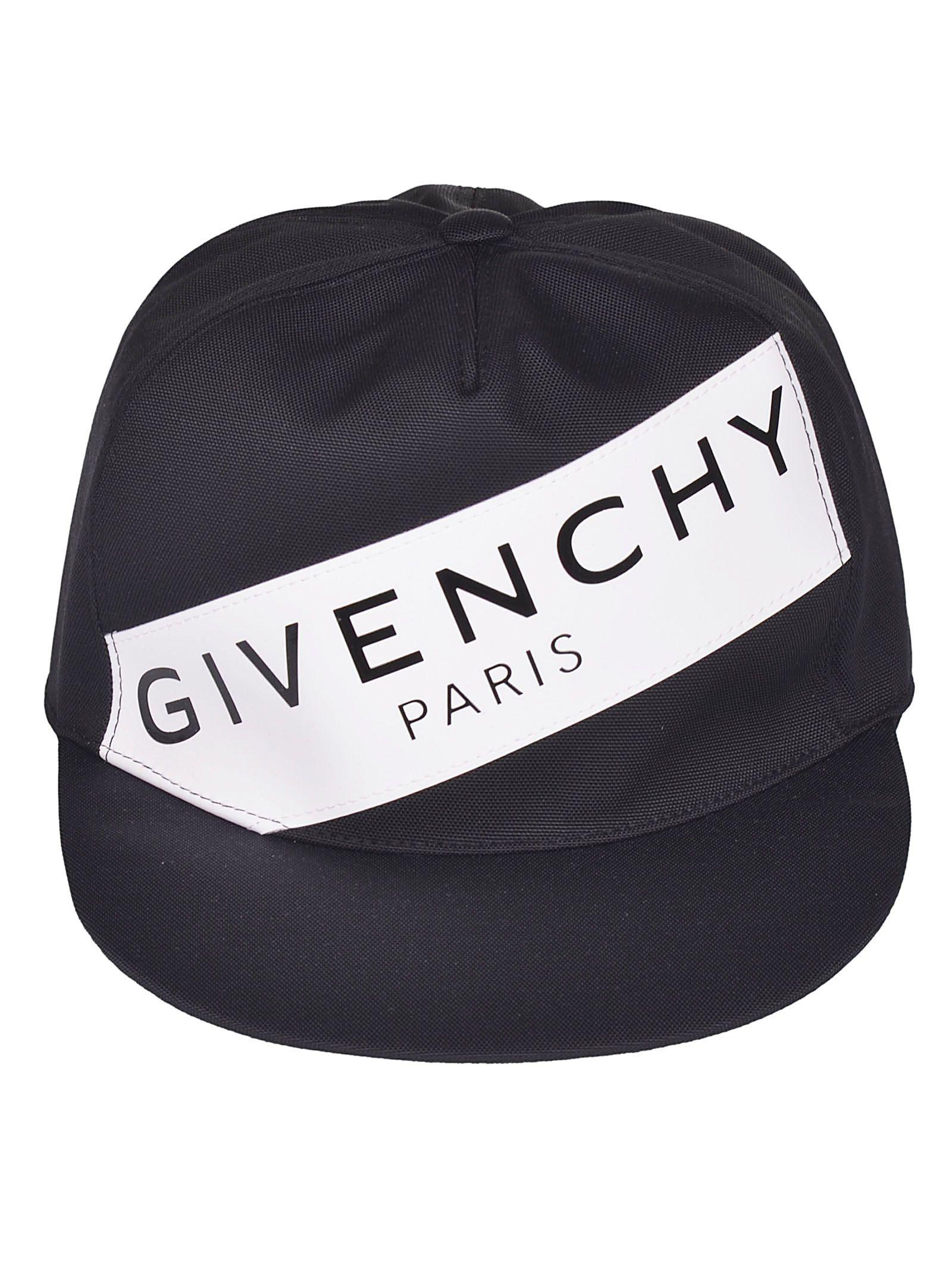 24a7c7772df Givenchy Givenchy Logo Cap - Black - 10851862