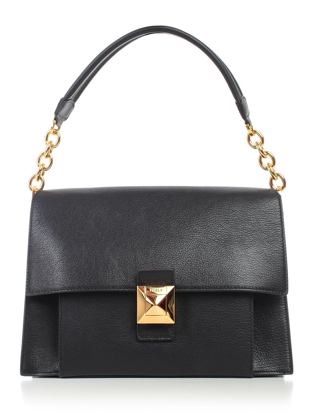 edbe230fe Furla Furla Bag Diva Shoulder Bag - Onyx - 10966880 | italist