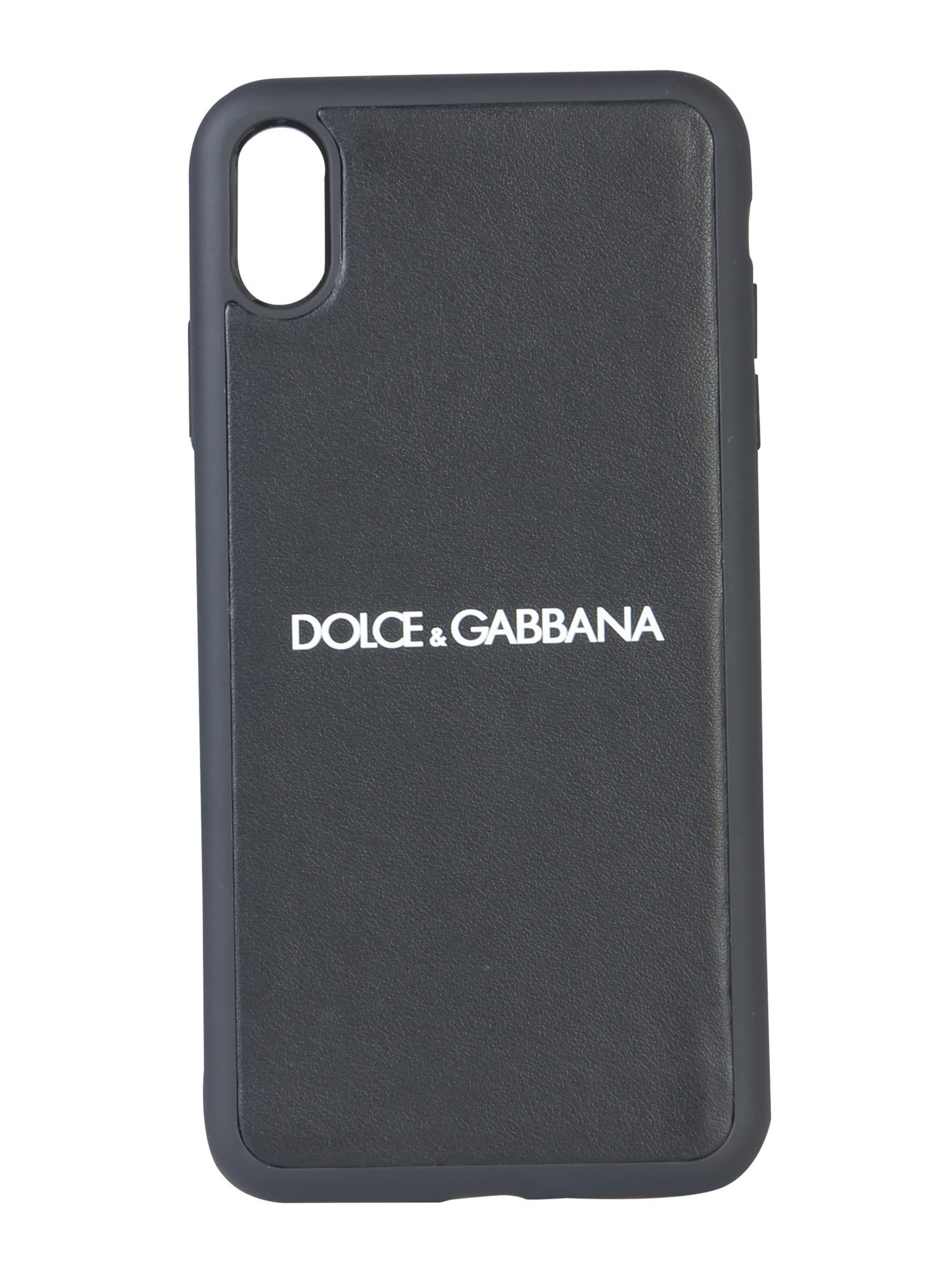 new concept 42ab6 df7b7 Dolce & Gabbana Cover For Iphone Xs Max in Nero