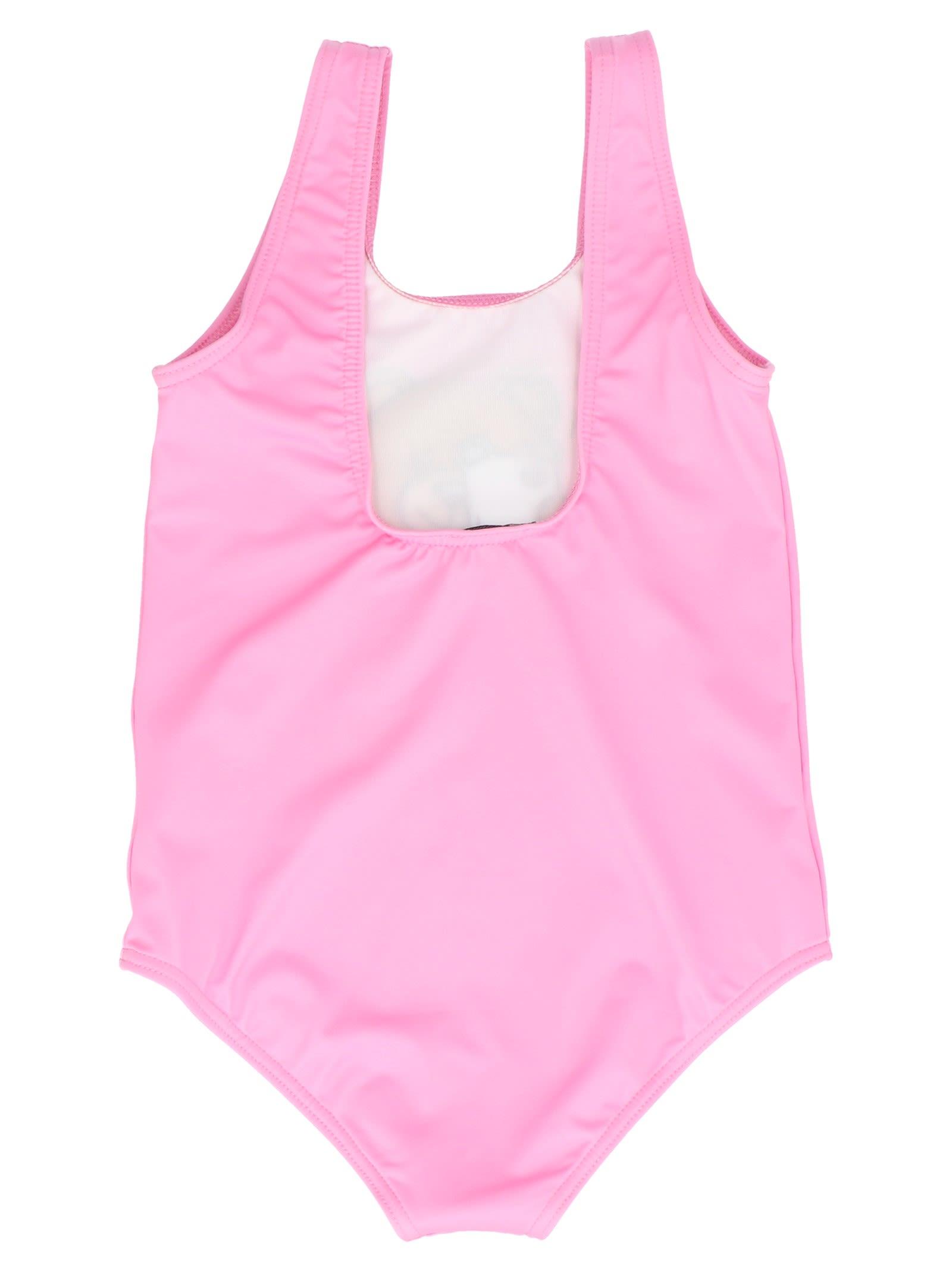552e43219 Moschino Moschino Swimsuit - Pink - 10908358 | italist