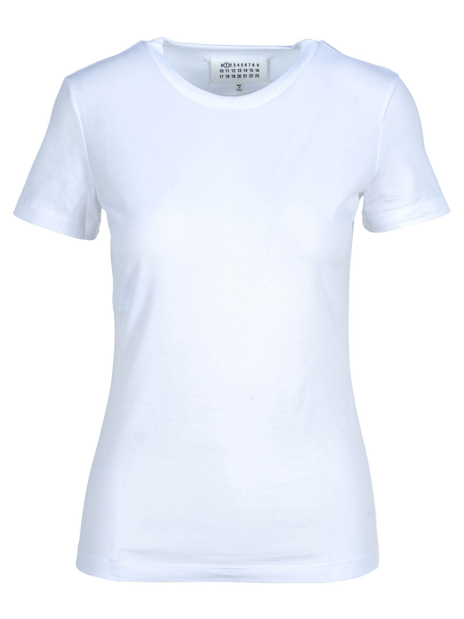 1b7b38fb2191 Maison Margiela Martin Margiela T-shirt - White - 10799483