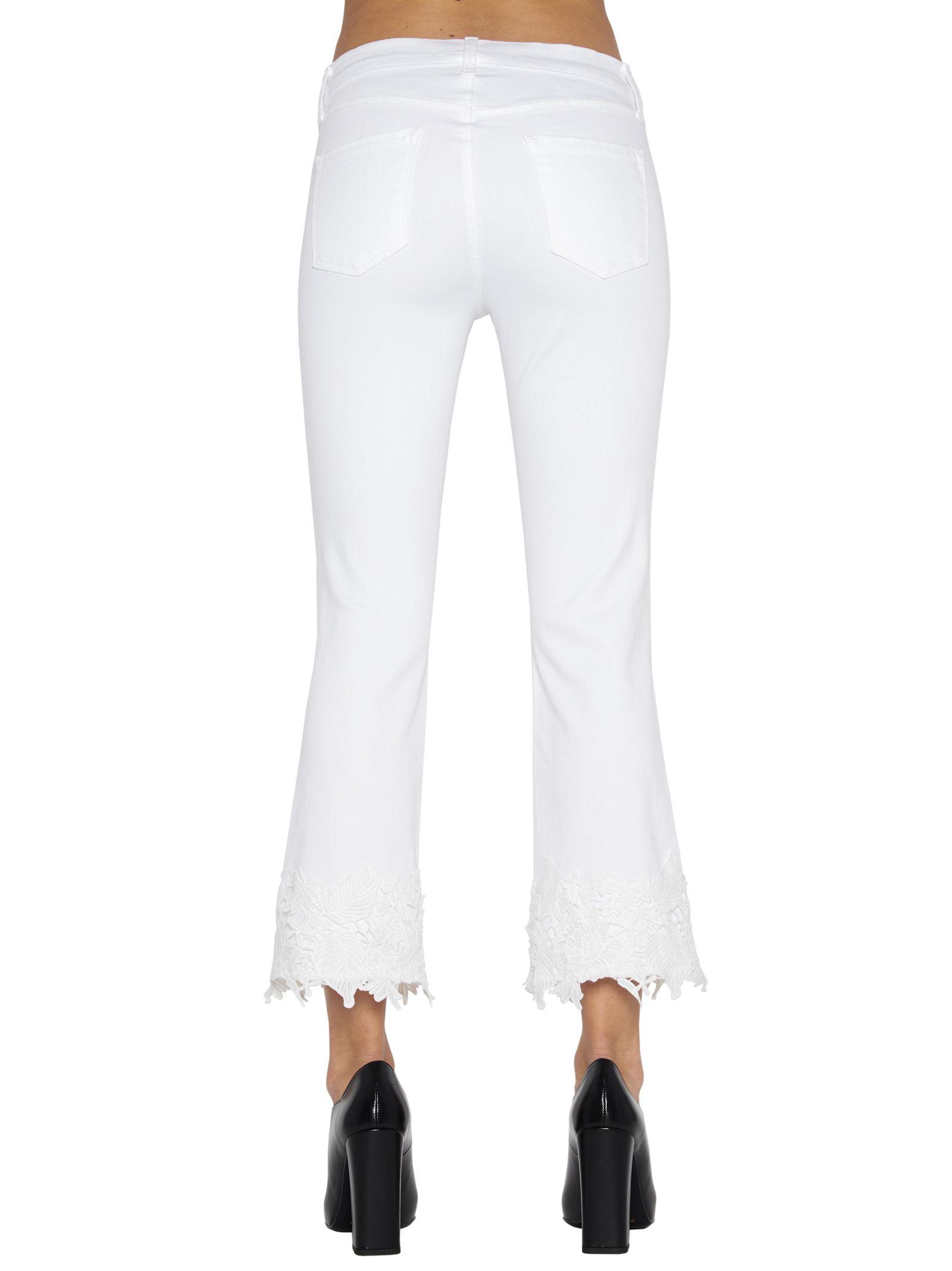 a5a9ea5653779 J Brand J Brand Selena Jeans - White - 10630065