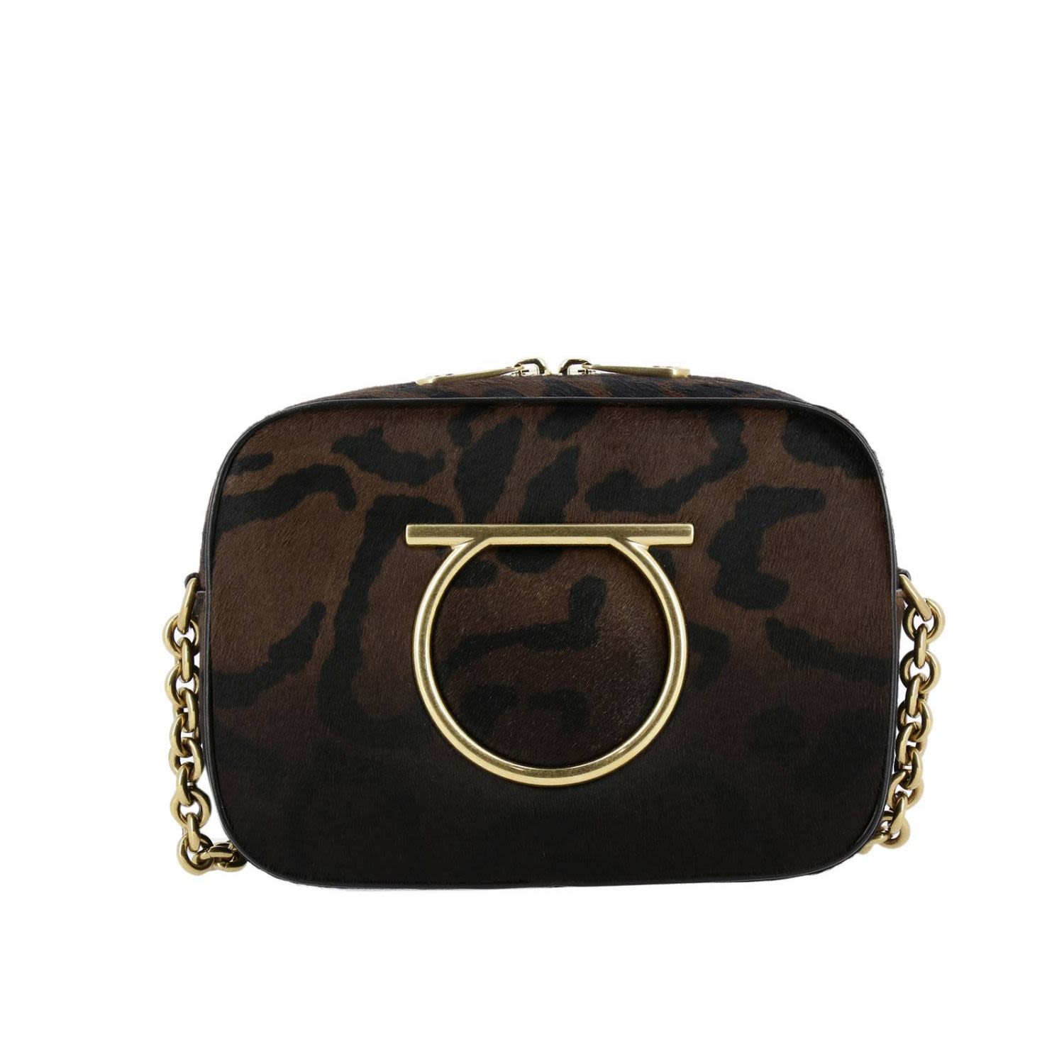 2e17c8178018 Salvatore Ferragamo Mini Bag Shoulder Bag Women Salvatore Ferragamo - brown  ...