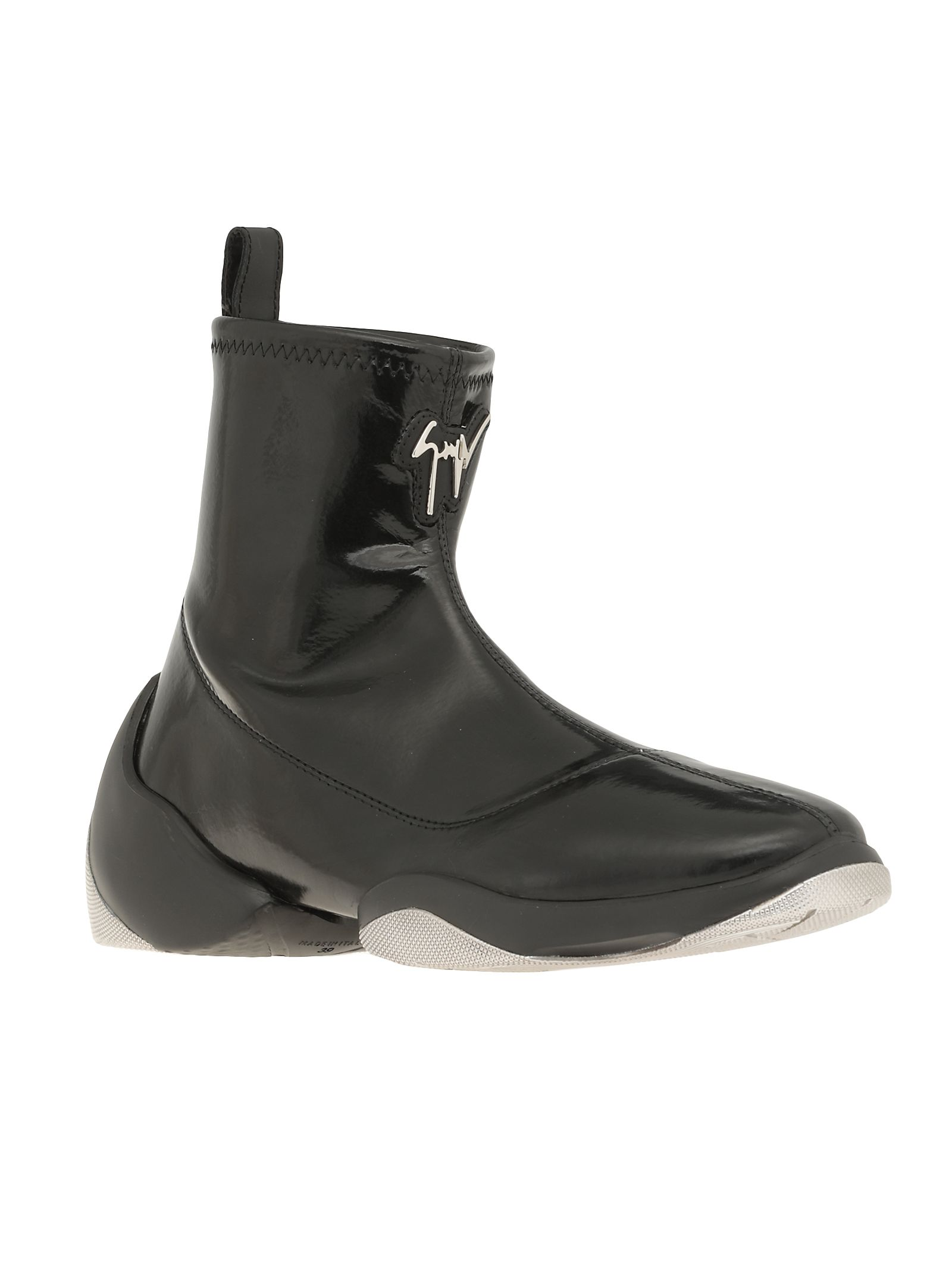c94bc53d04f06 Giuseppe Zanotti Giuseppe Zanotti Light Jump Sneaker - Black ...