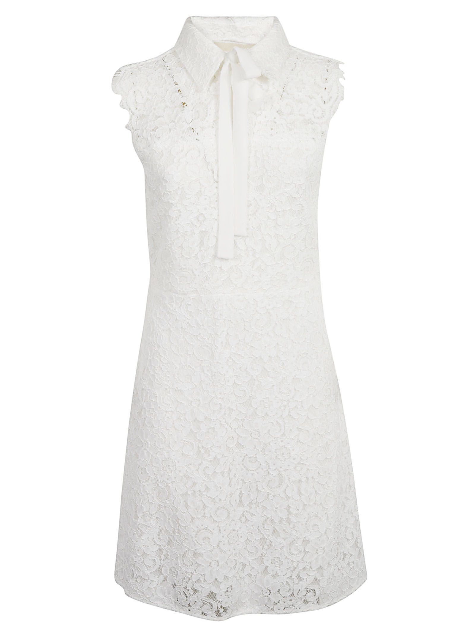 a9fb422ab08 Michael Kors Michael Kors Floral Lace Dress - White - 10837828