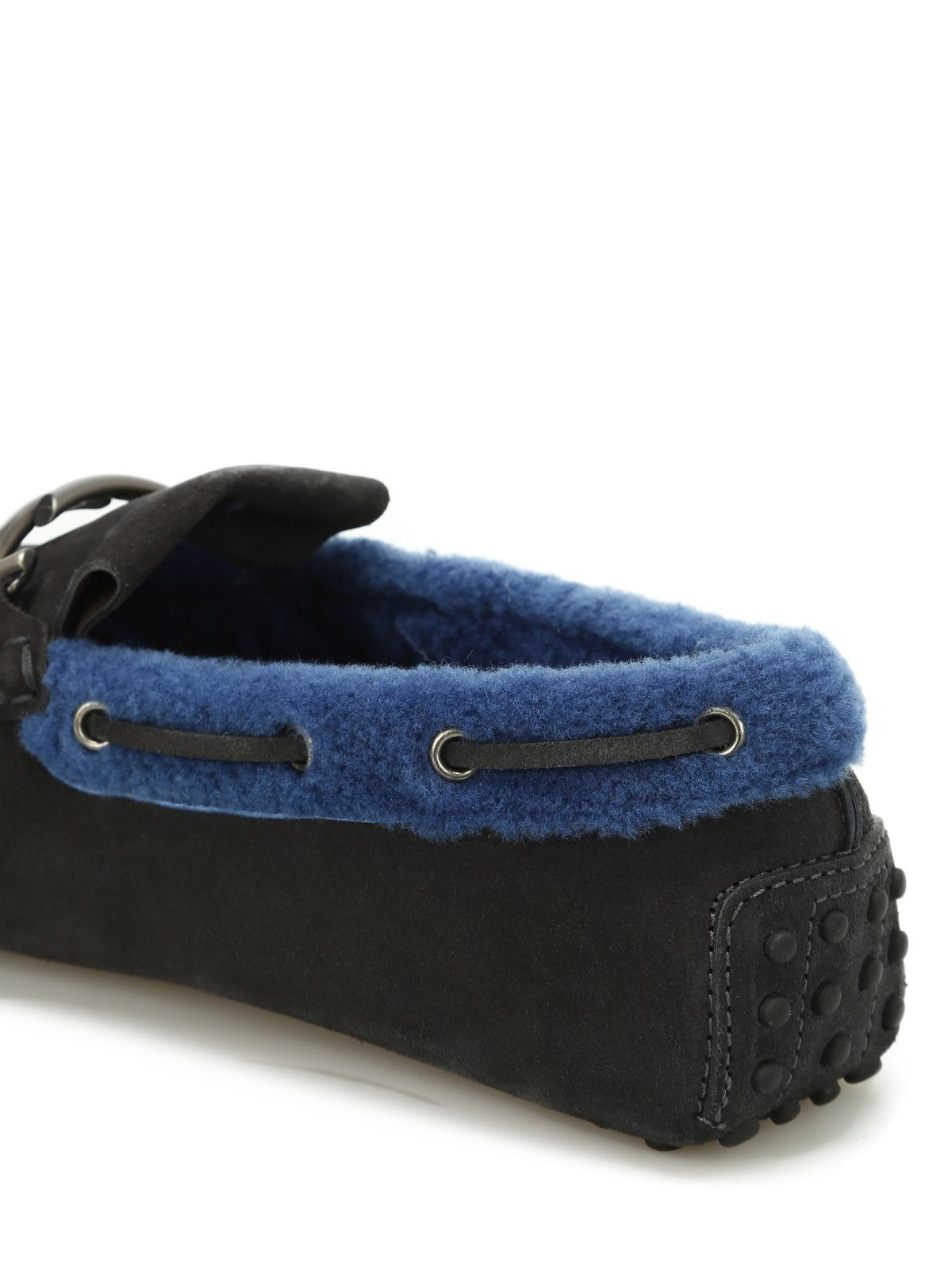 51b162ad867 Tod s Tod s Gommino Driving Moccasin In Sheepskin - Basic - 8618312 ...