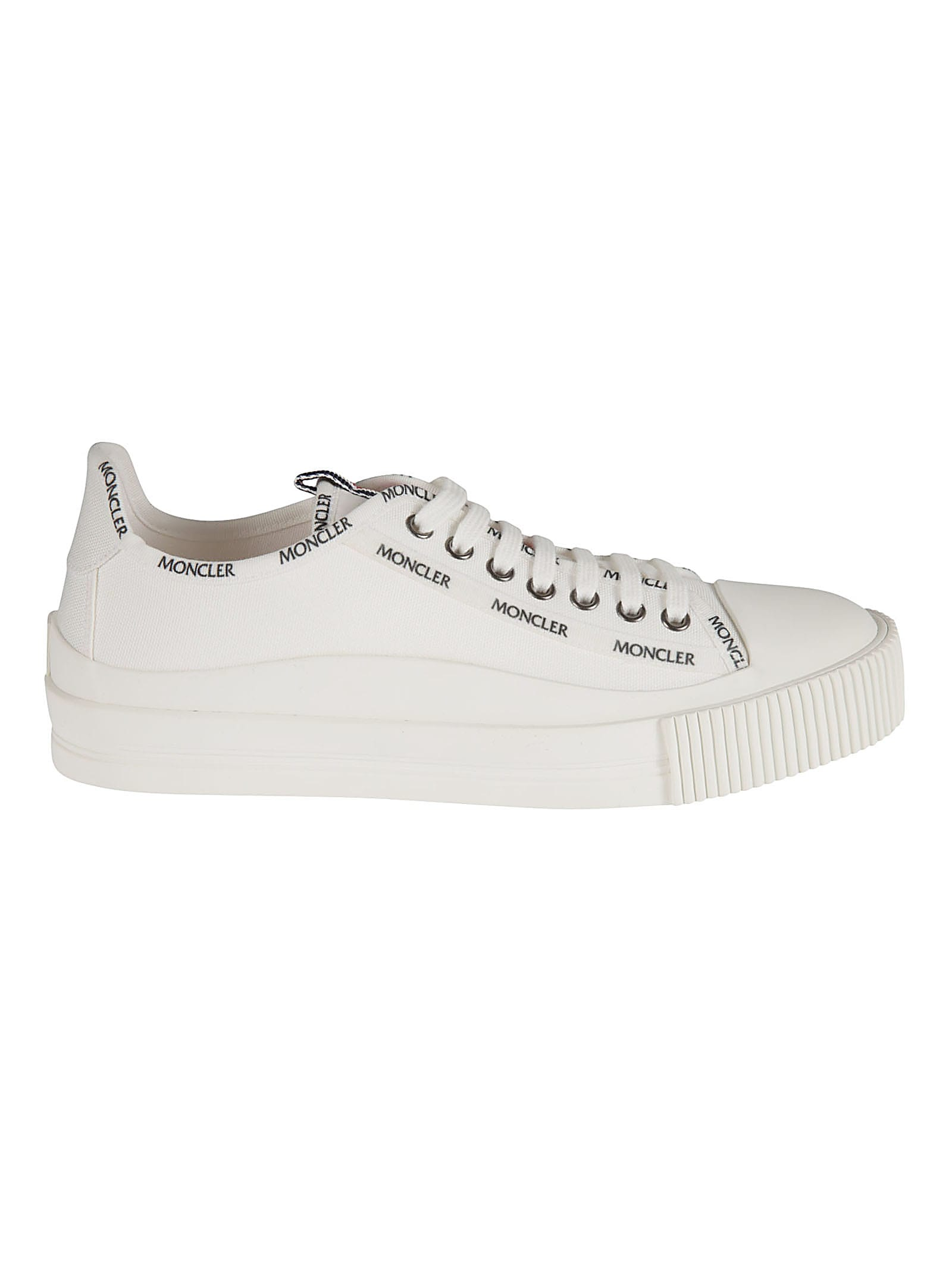 Moncler Canvases GLISSIERE SNEAKERS