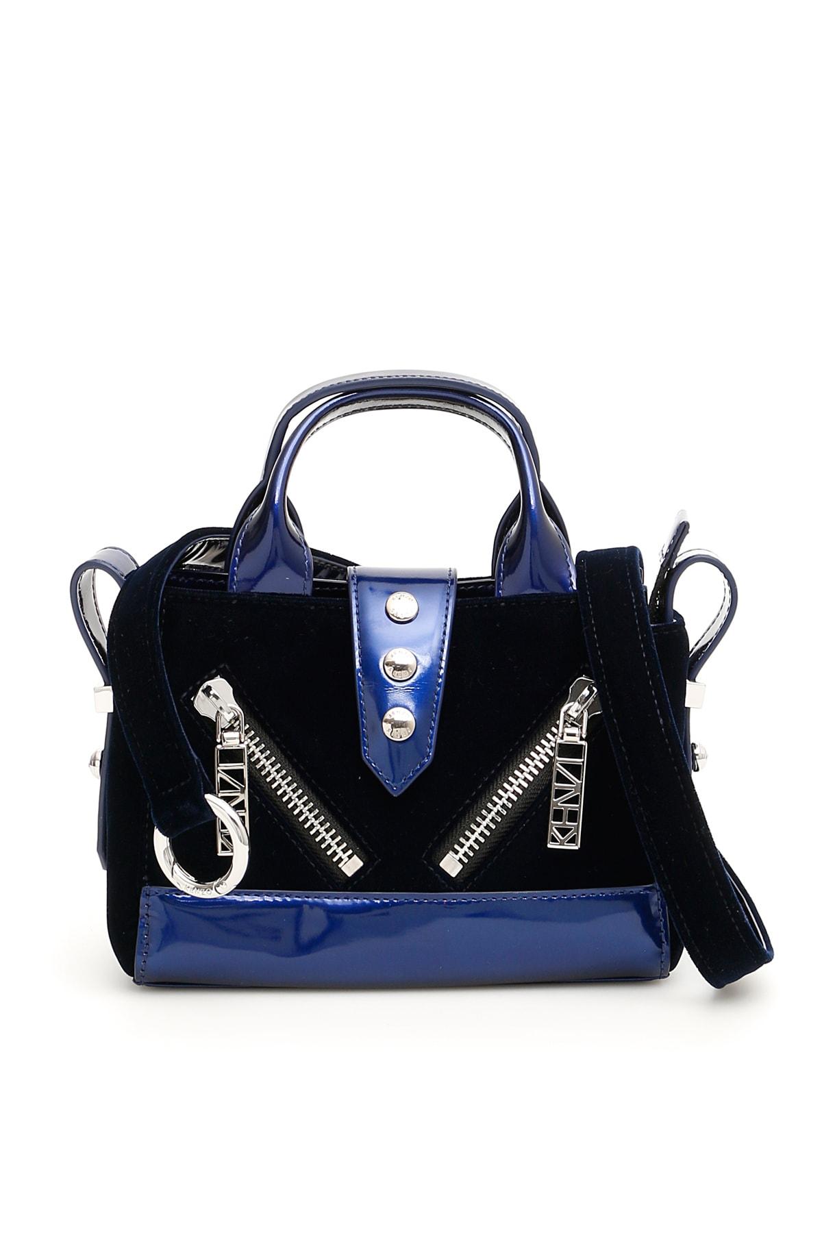 982d338bc Kenzo Kenzo Kalifornia Mini Bag - BLEU NUIT (Blue) - 10769836 | italist