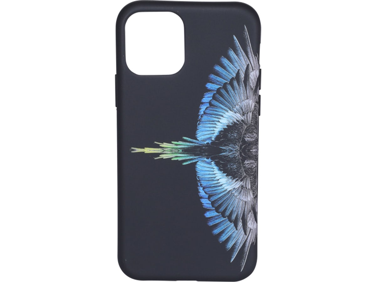 Marcelo Burlon County Of Milan Wings 11 Iphone Cover In Black