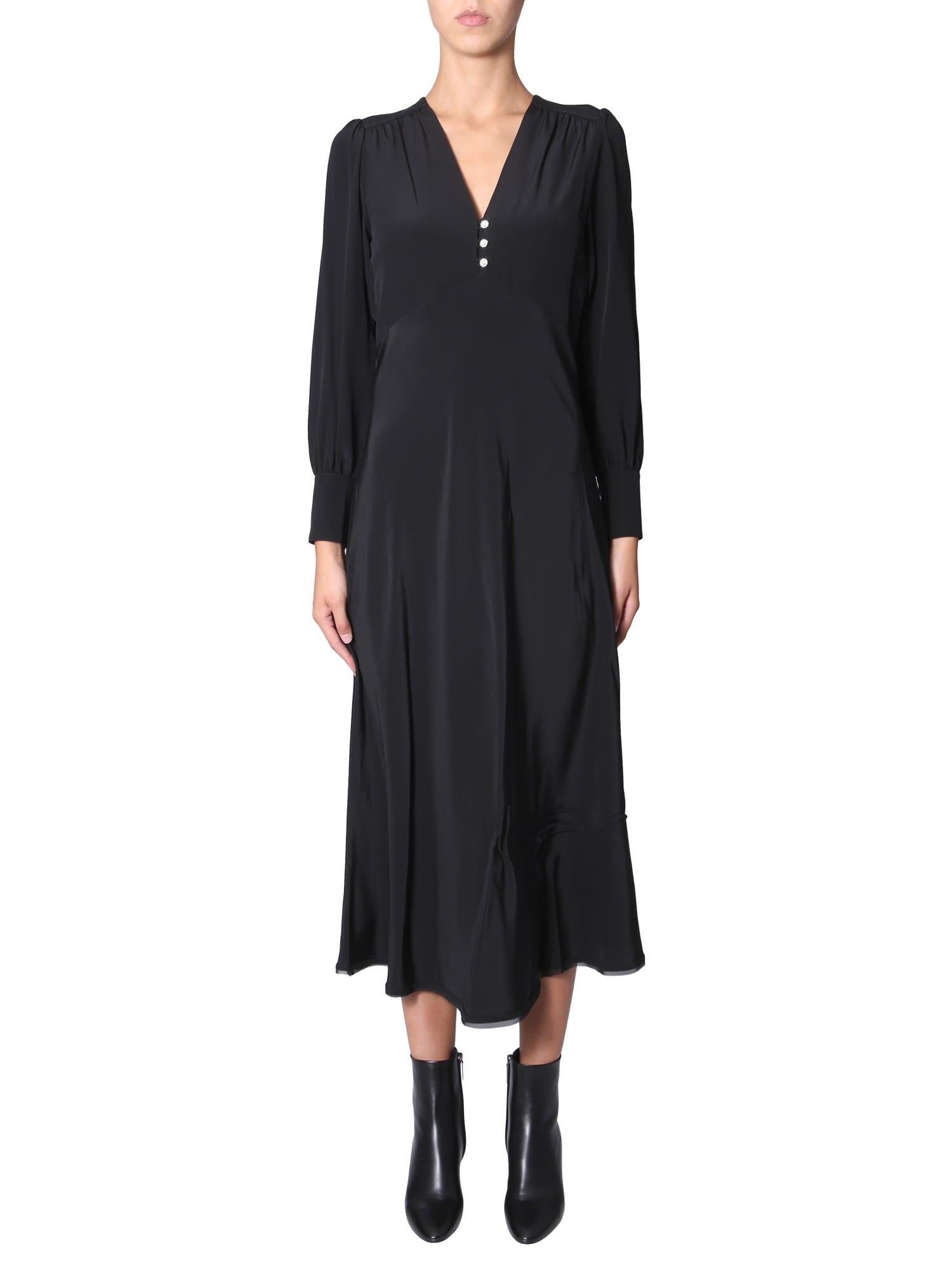 McQ Alexander McQueen Long Dress