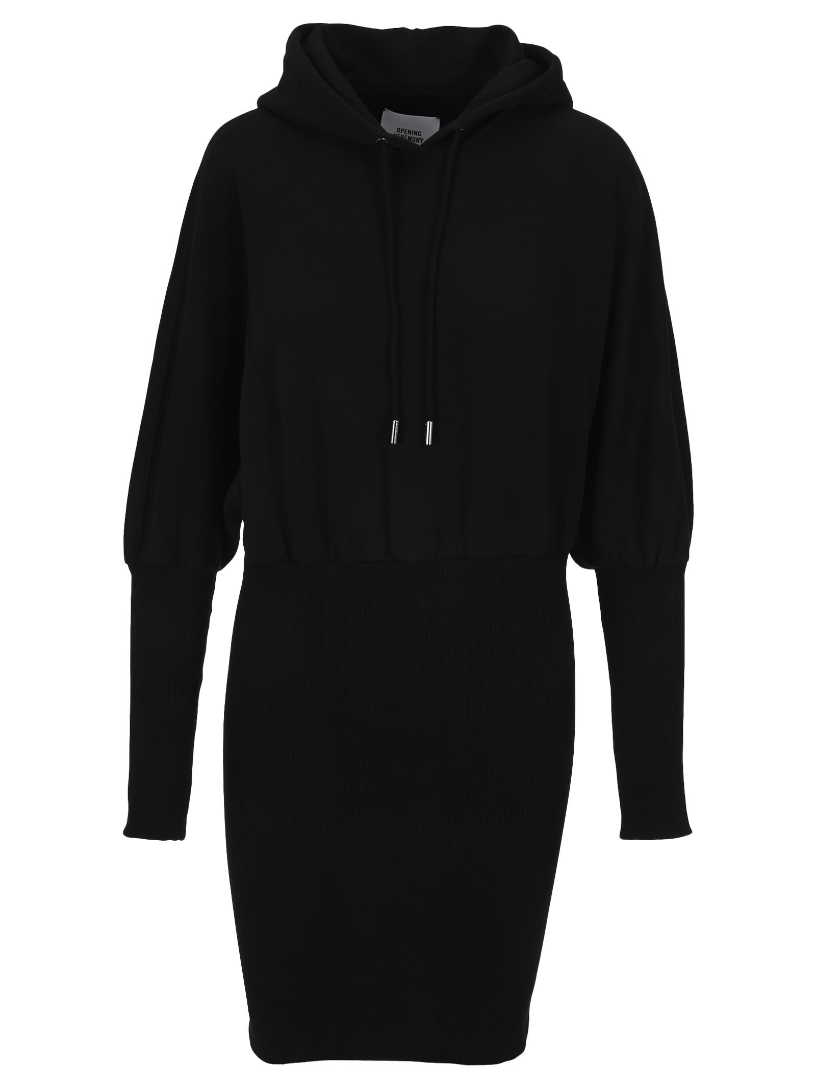 Buy Opening Ceremony Hoodie Dress online, shop Opening Ceremony with free shipping