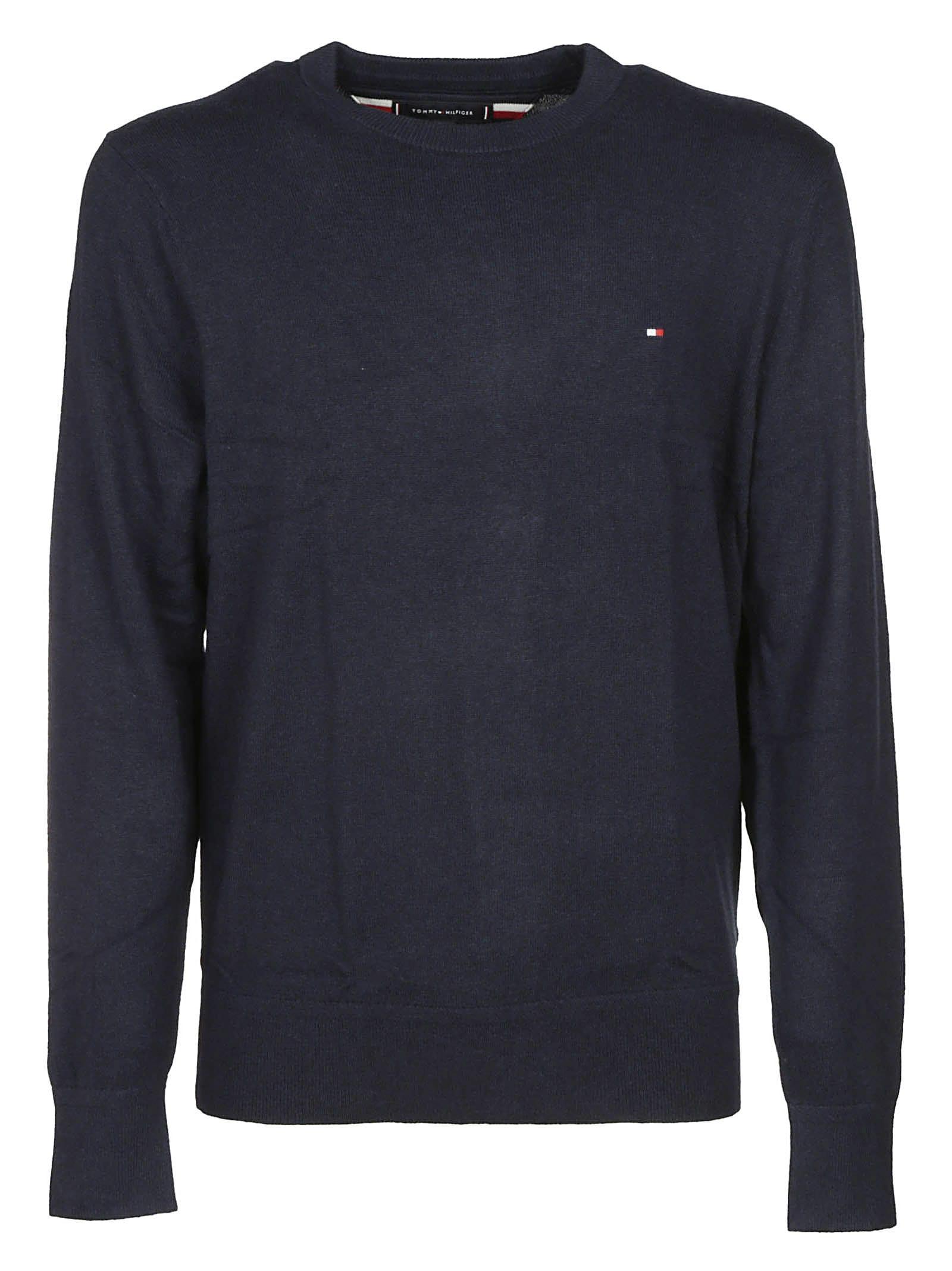 Tommy Hilfiger Embroidered Sweatshirt