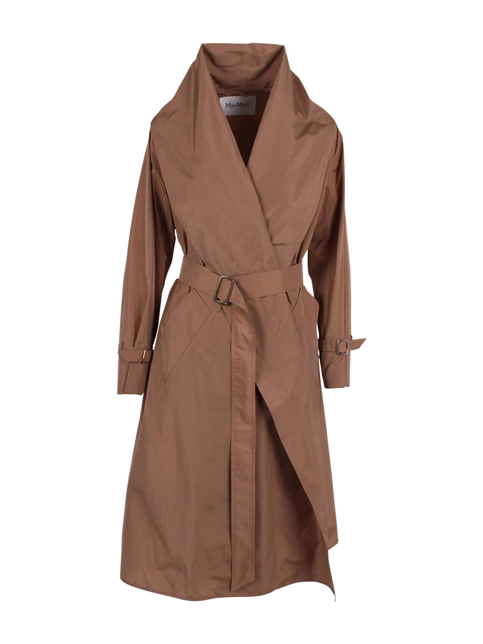 Max Mara campo Polyester Coat