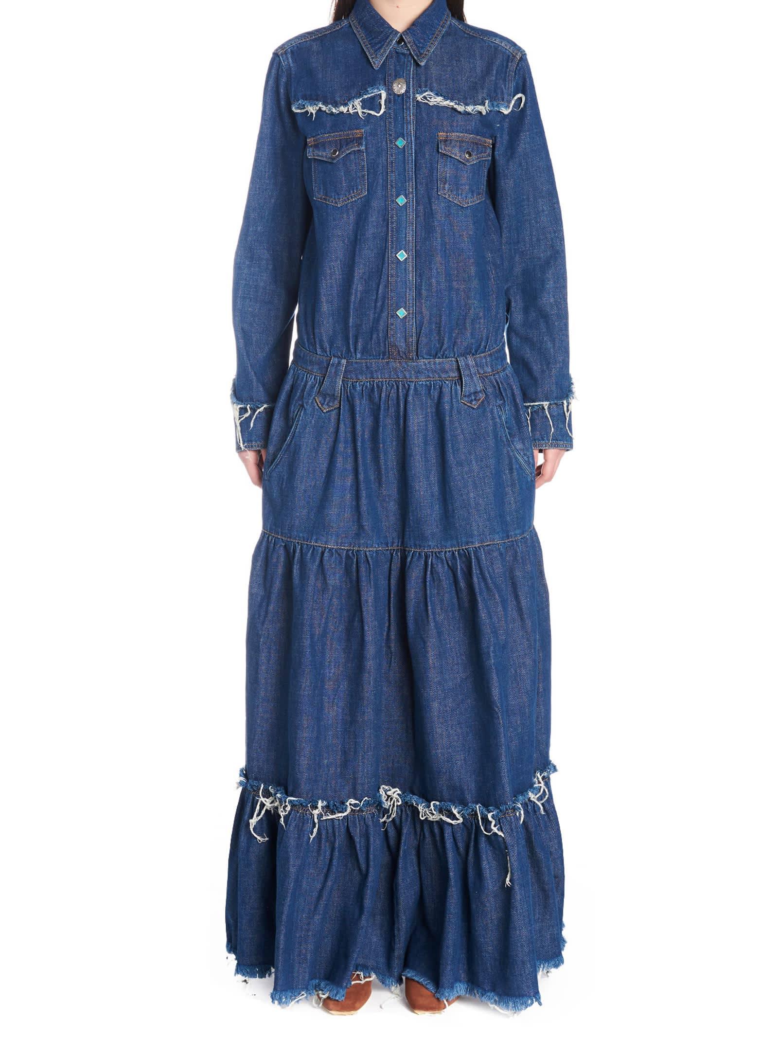 Buy Alanui hollywood Dress online, shop Alanui with free shipping
