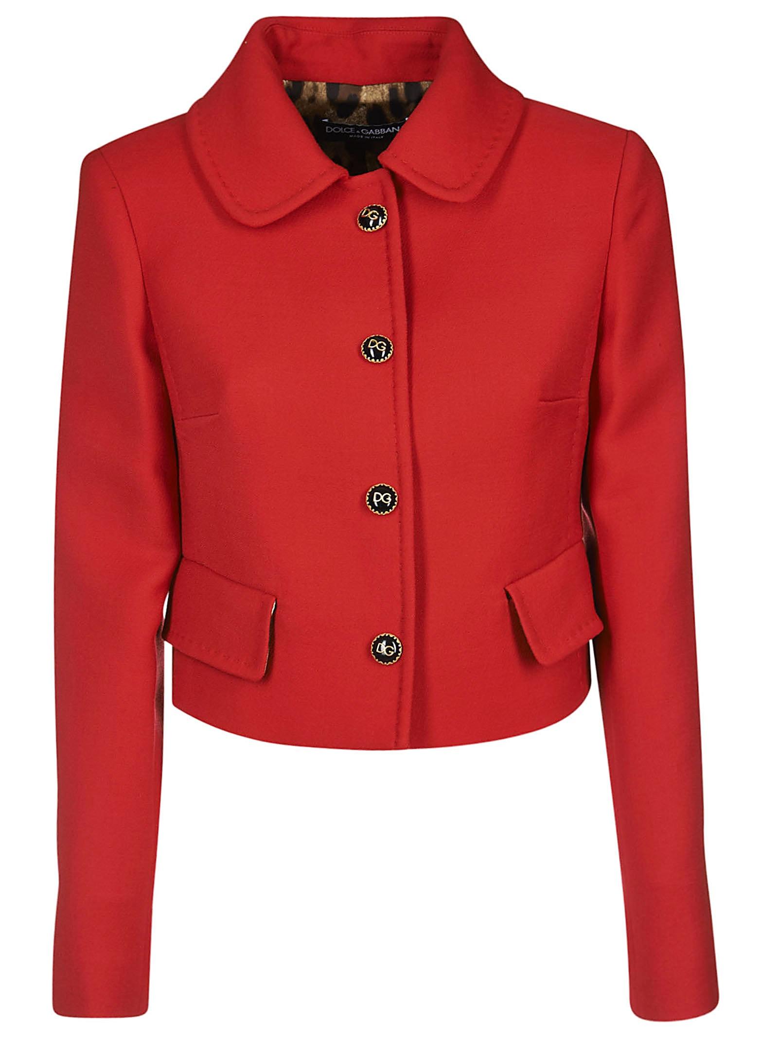 Dolce & Gabbana Single Breasted Jacket