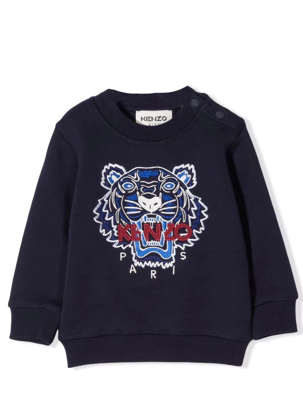 Baby Sweatshirt With Embroidery