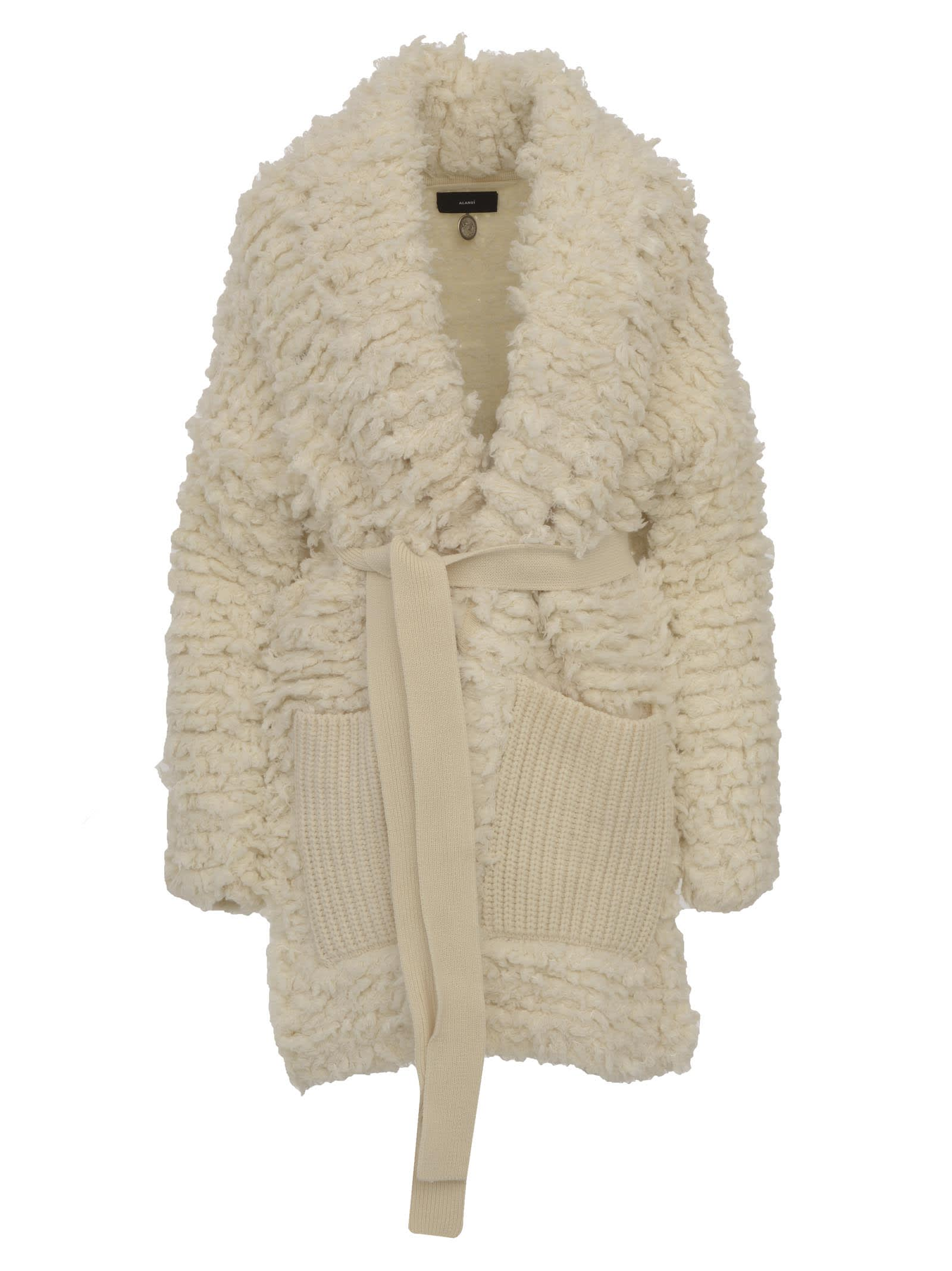 Coat Alanui