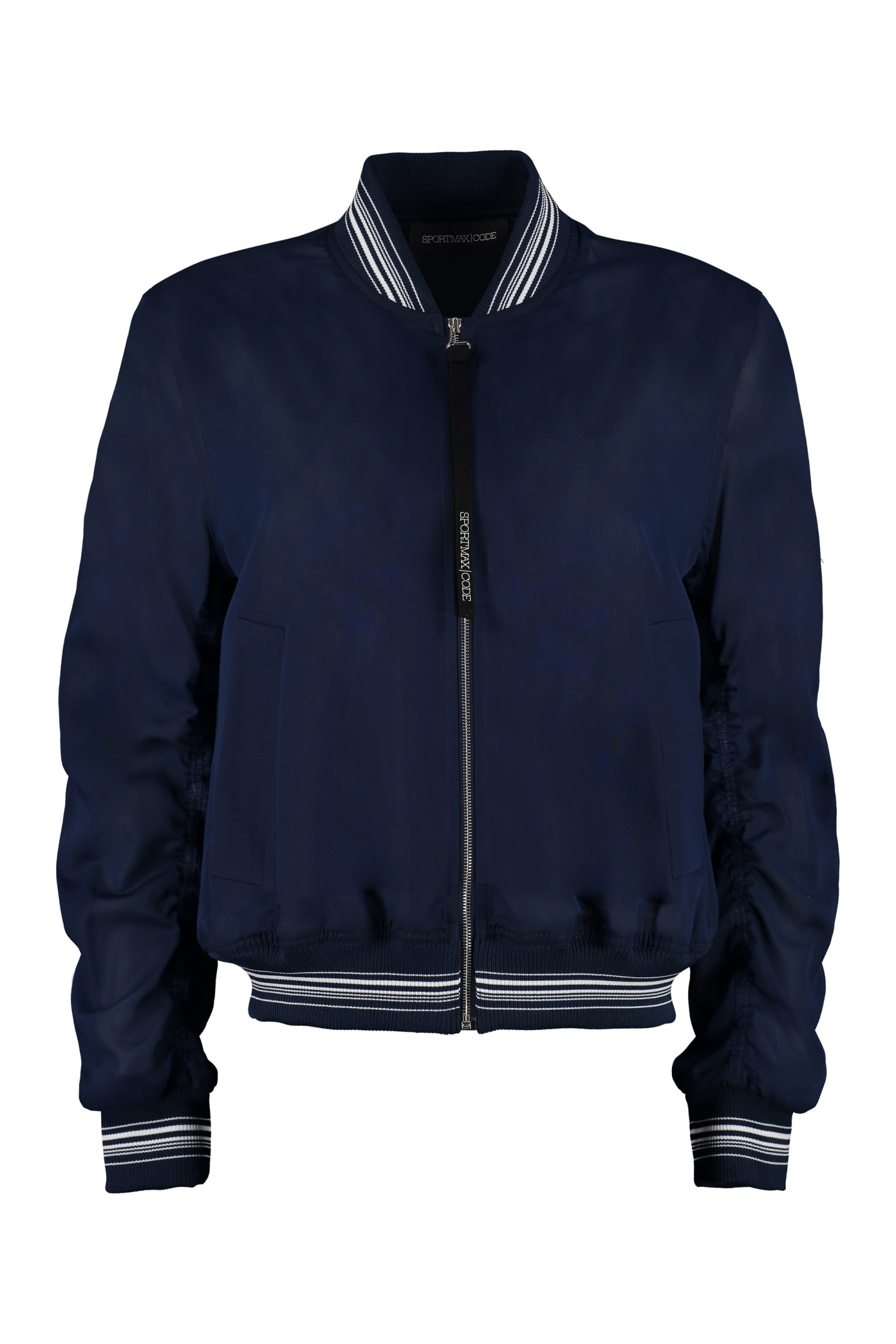 SportMax Vidim Cotton Bomber Jacket