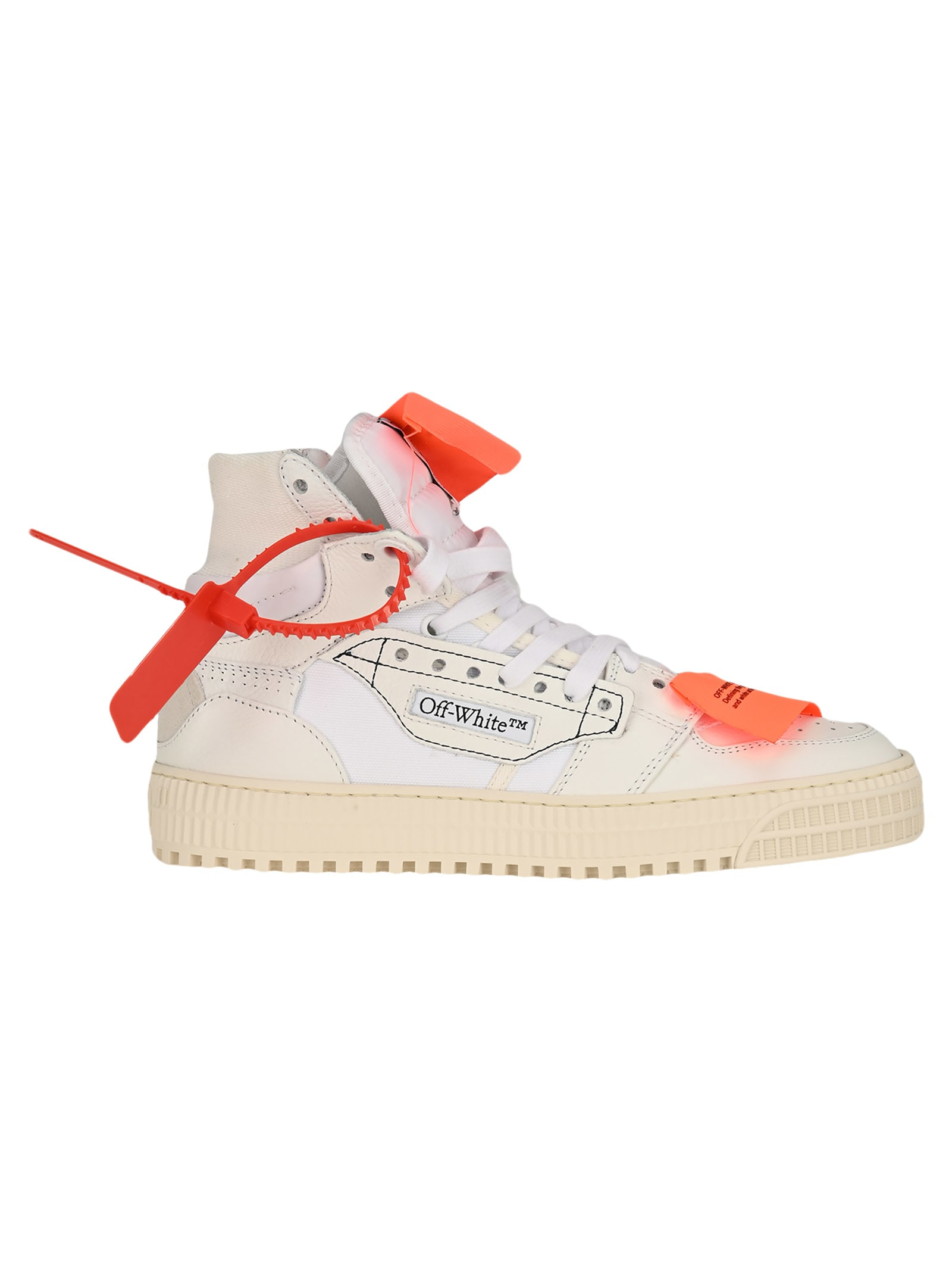 Off White Off Court 3.0 High Top Sneaker