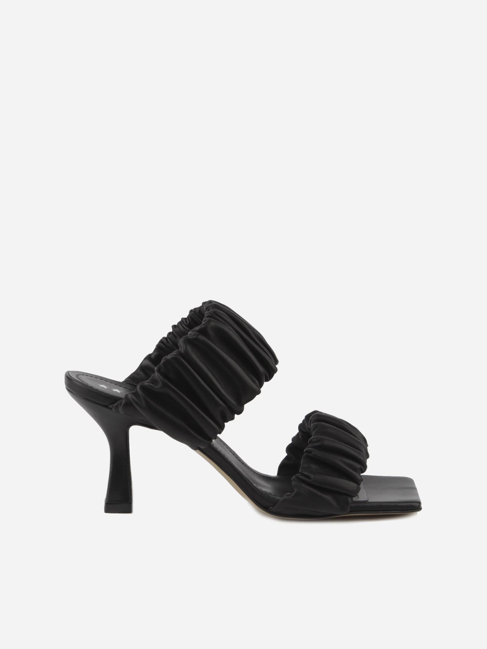 Julia Leather Sandals