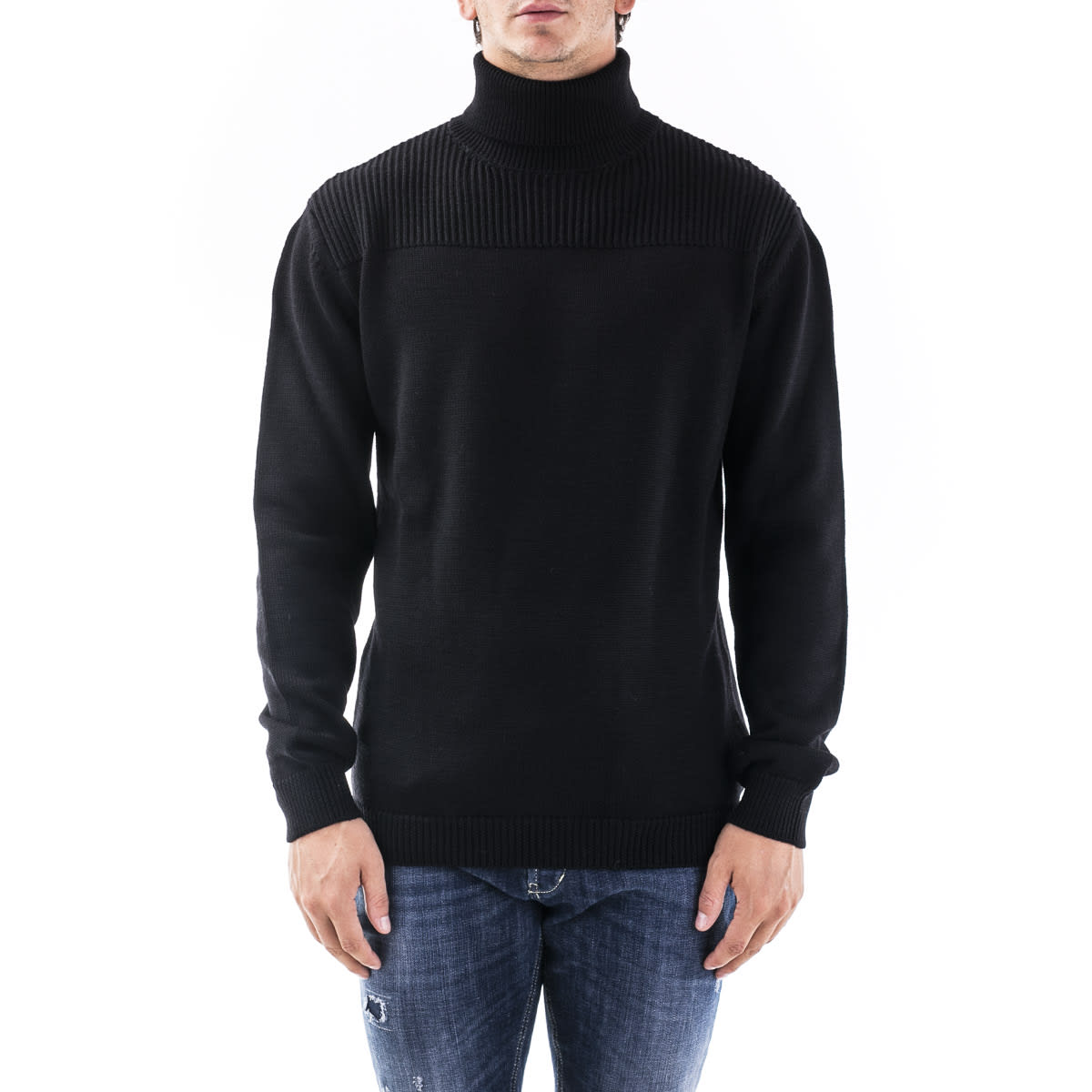 Daniele Fiesoli Virgin Wool Sweater