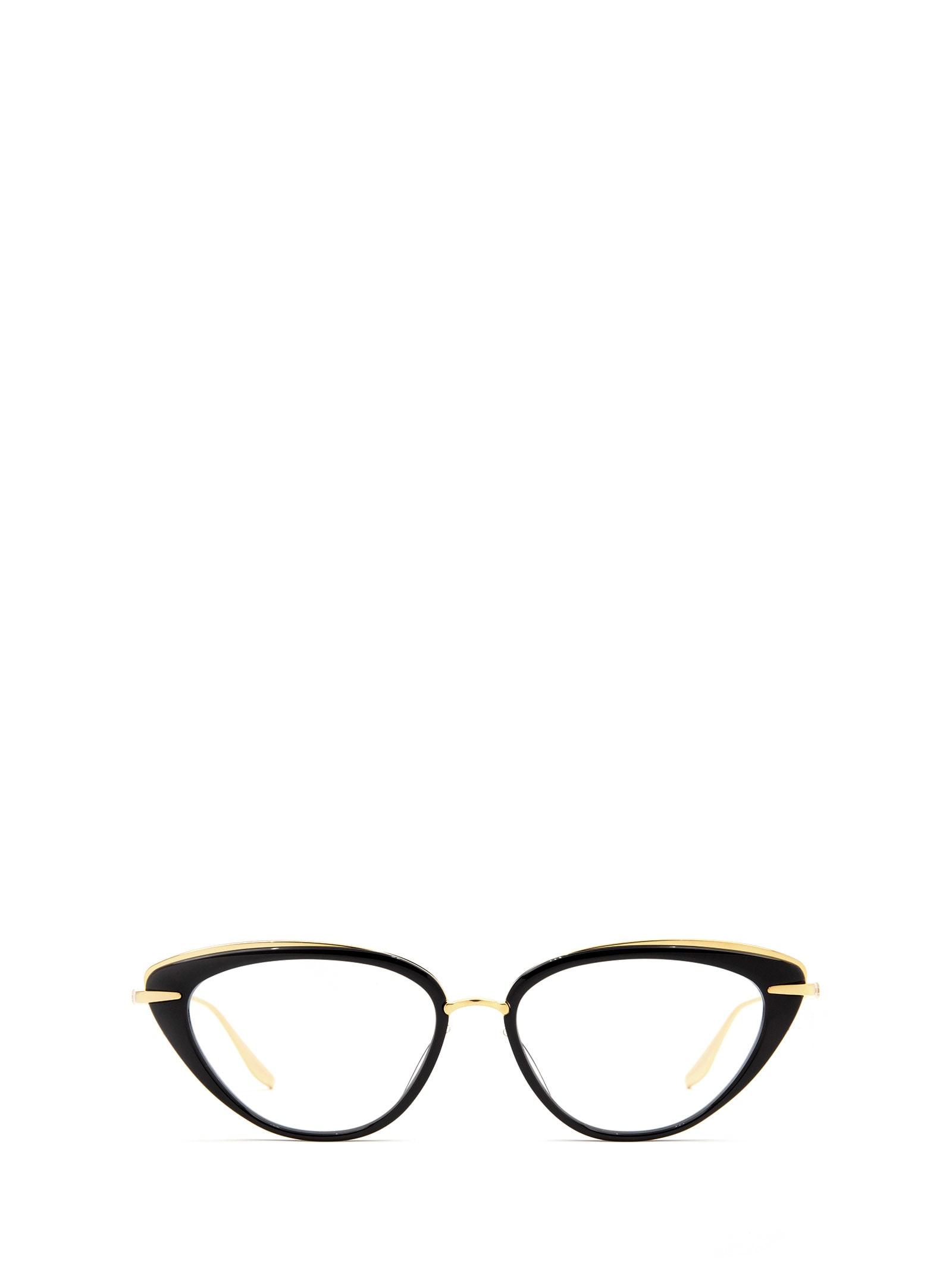 Dita Dita Dtx517 Blk-gld Glasses