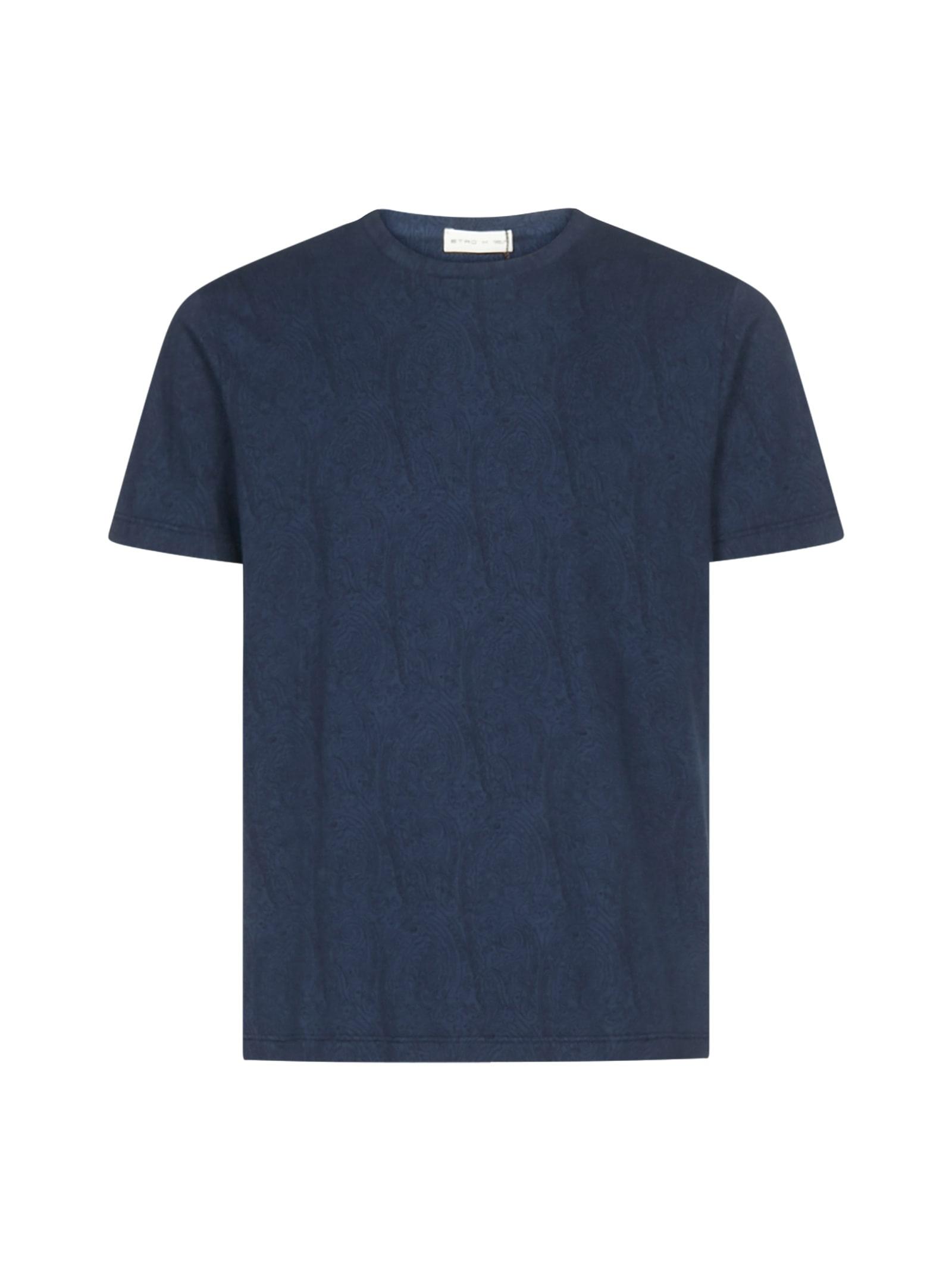 Etro Regular Short Sleeve T-shirt