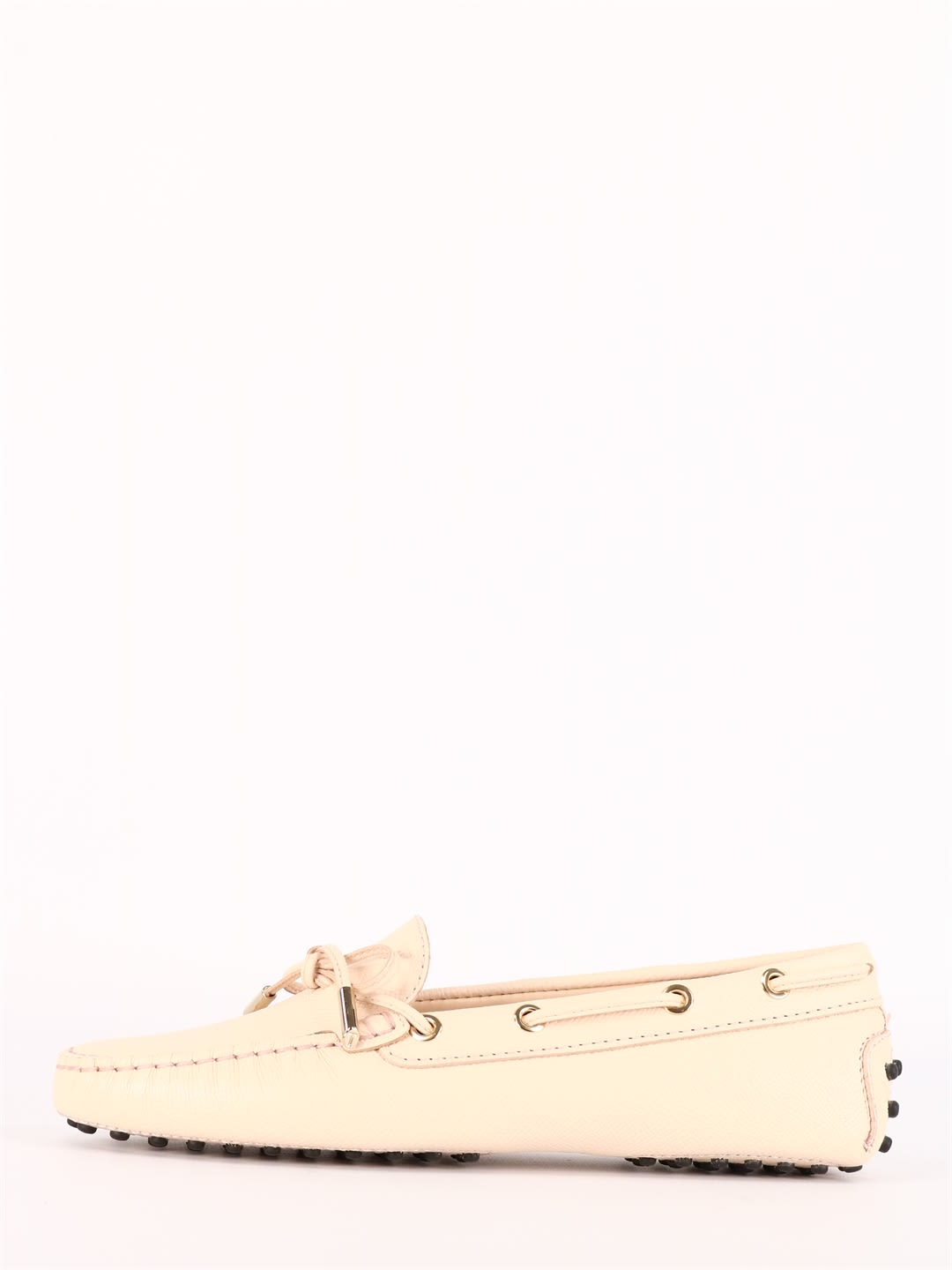 Tod's PINK GOMMINO MOCCASIN