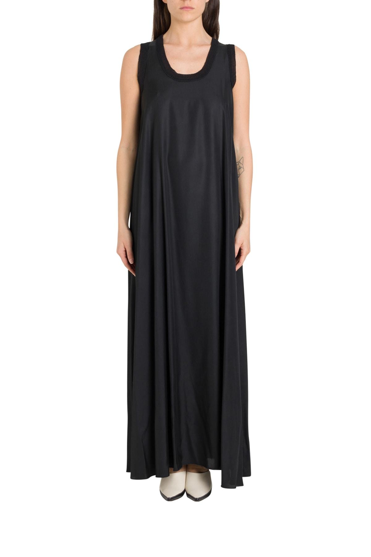 Buy Parosh Long Cady Dress online, shop Parosh with free shipping