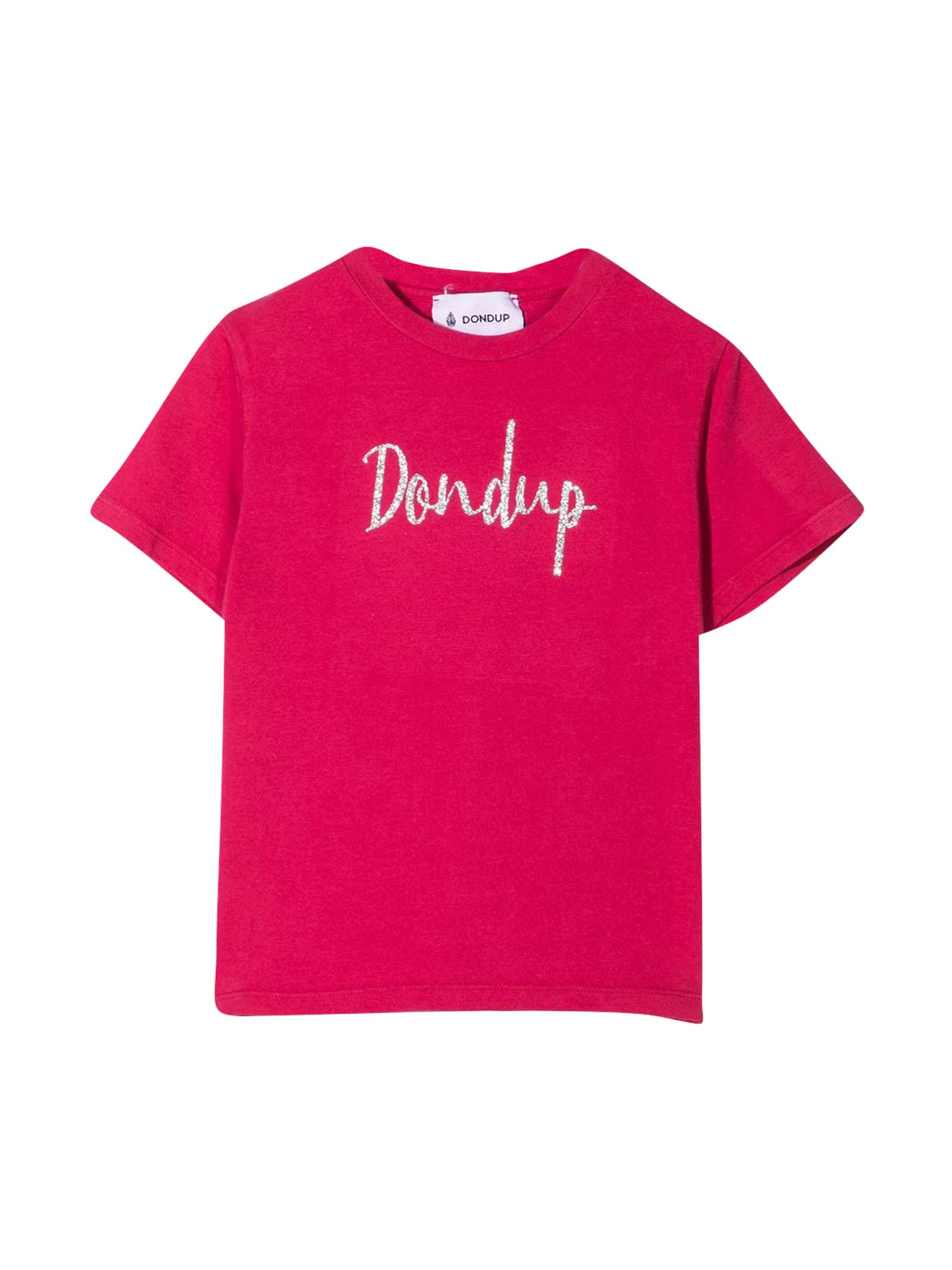 Dondup Cottons FUCHSIA T-SHIRT