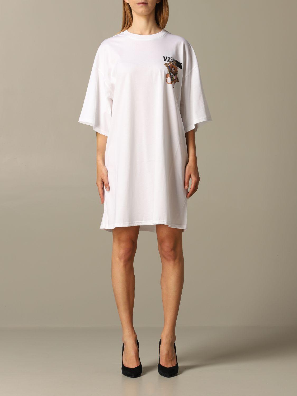 Buy Moschino Couture Dress Dress Women Moschino Couture online, shop Moschino with free shipping