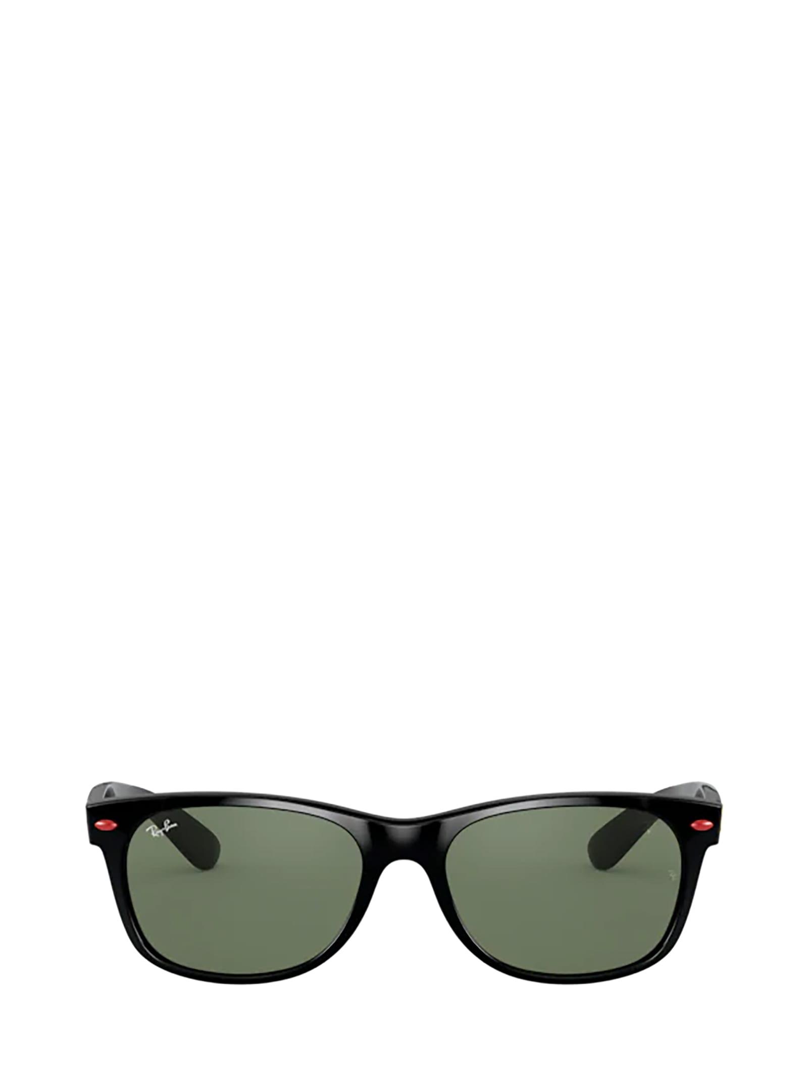 Ray-Ban Ray-ban Rb2132m Black Sunglasses