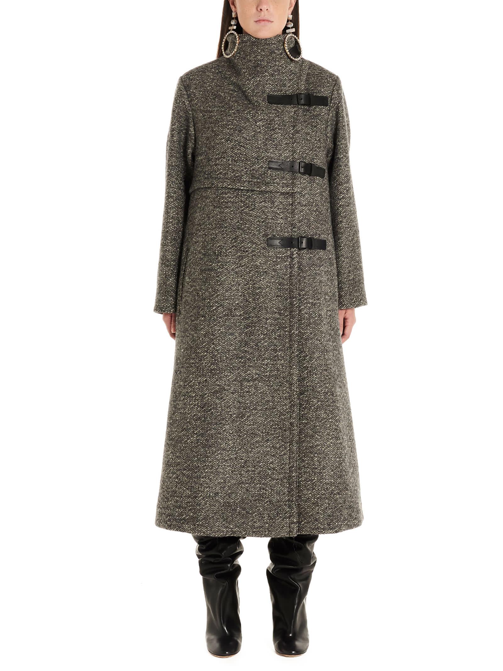 Photo of  Isabel Marant natacha Coat- shop Isabel Marant jackets online sales