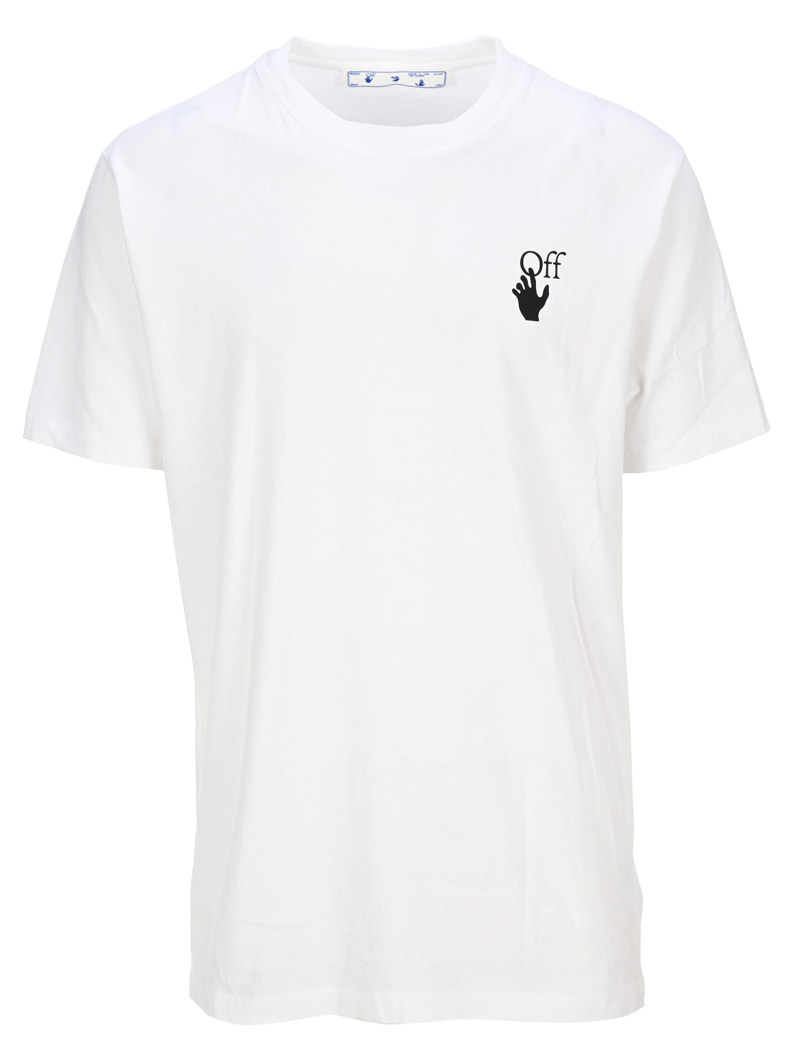 Off-White Cottons OFF WHITE ARROWS PRINT T-SHIRT
