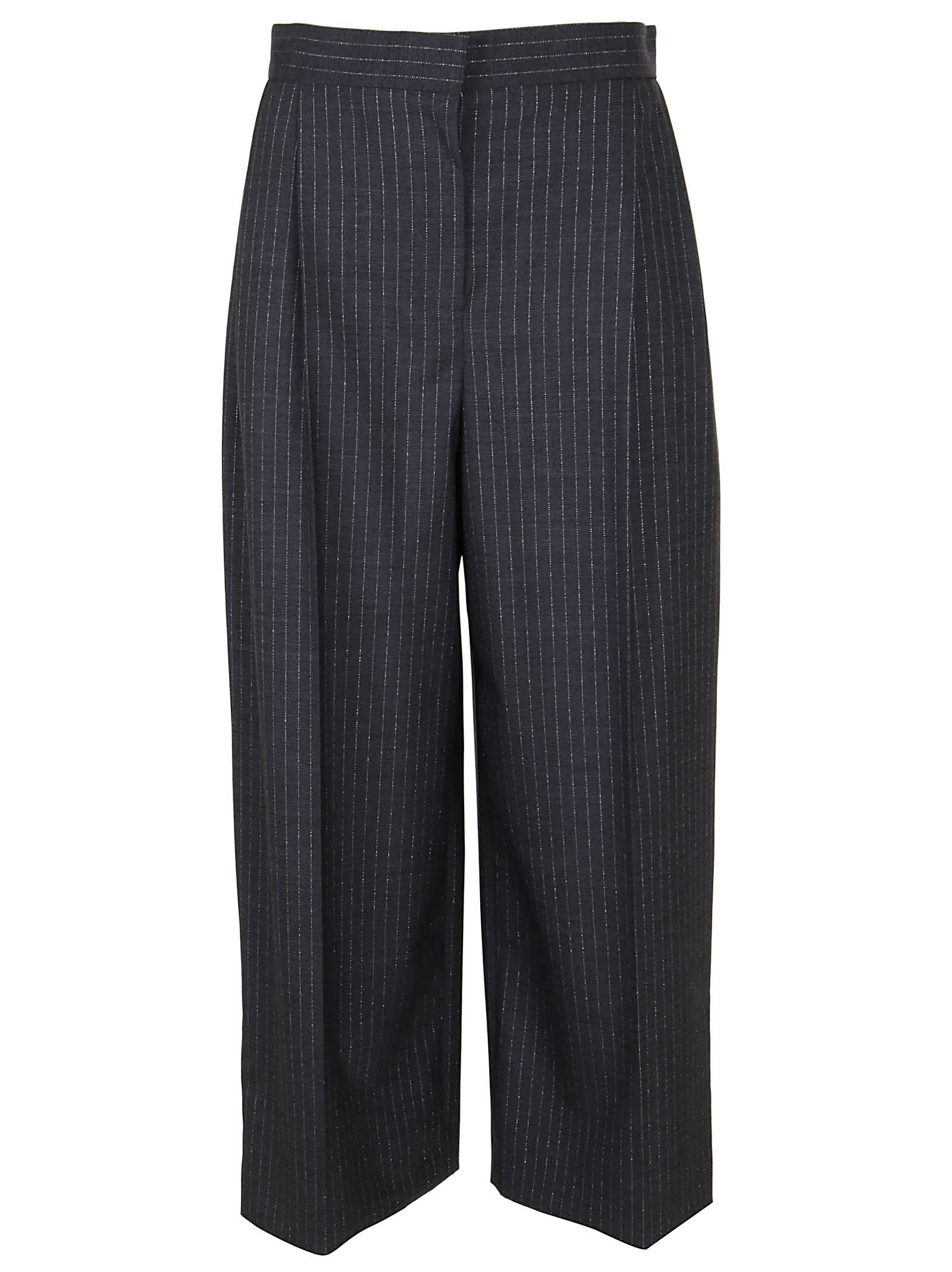 Alexander McQueen Culottes Side Band
