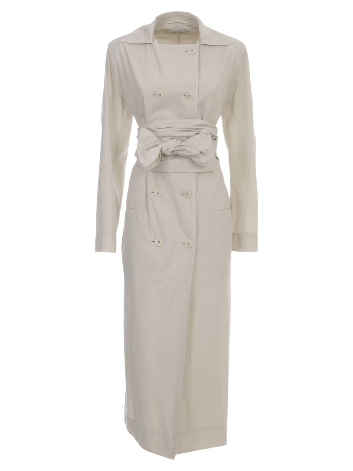 Buy Lemaire Trench Dress W/belt online, shop Lemaire with free shipping