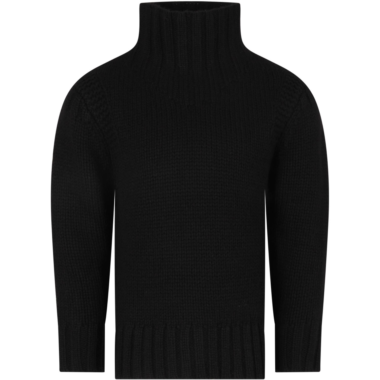 Black Sweater For Girl