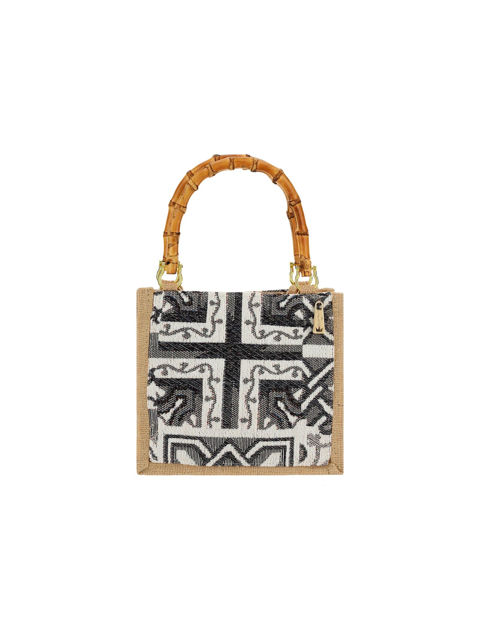 La Milanesa Asia Small Handbag