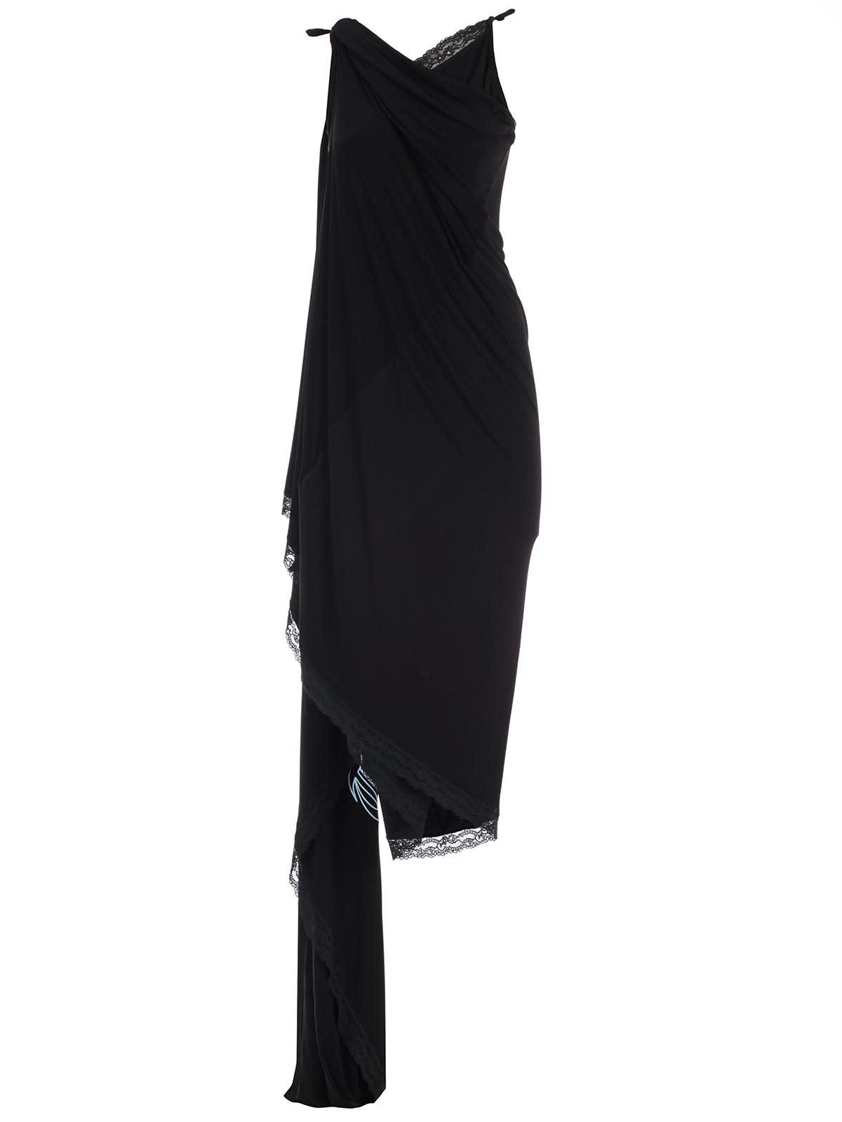 VETEMENTS Pirate Lingerie Dress
