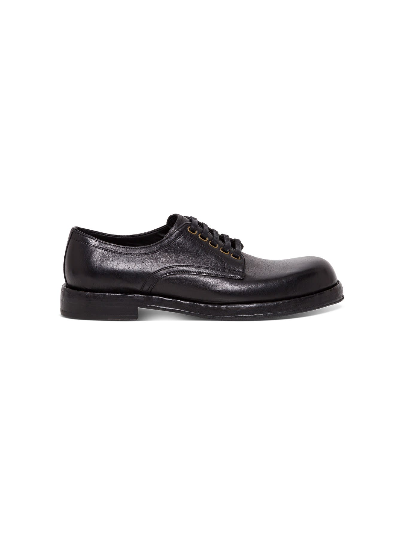 Dolce & Gabbana Derby Perugino Lace-up Shoes