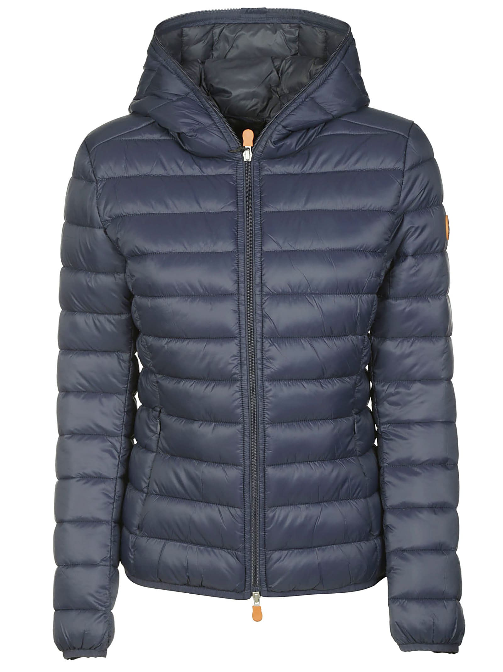Save the Duck Hooded Classic Padded Jacket