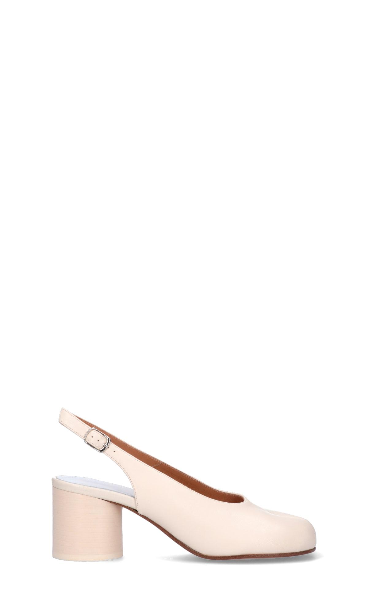 Buy Maison Margiela High-heeled shoe online, shop Maison Margiela shoes with free shipping