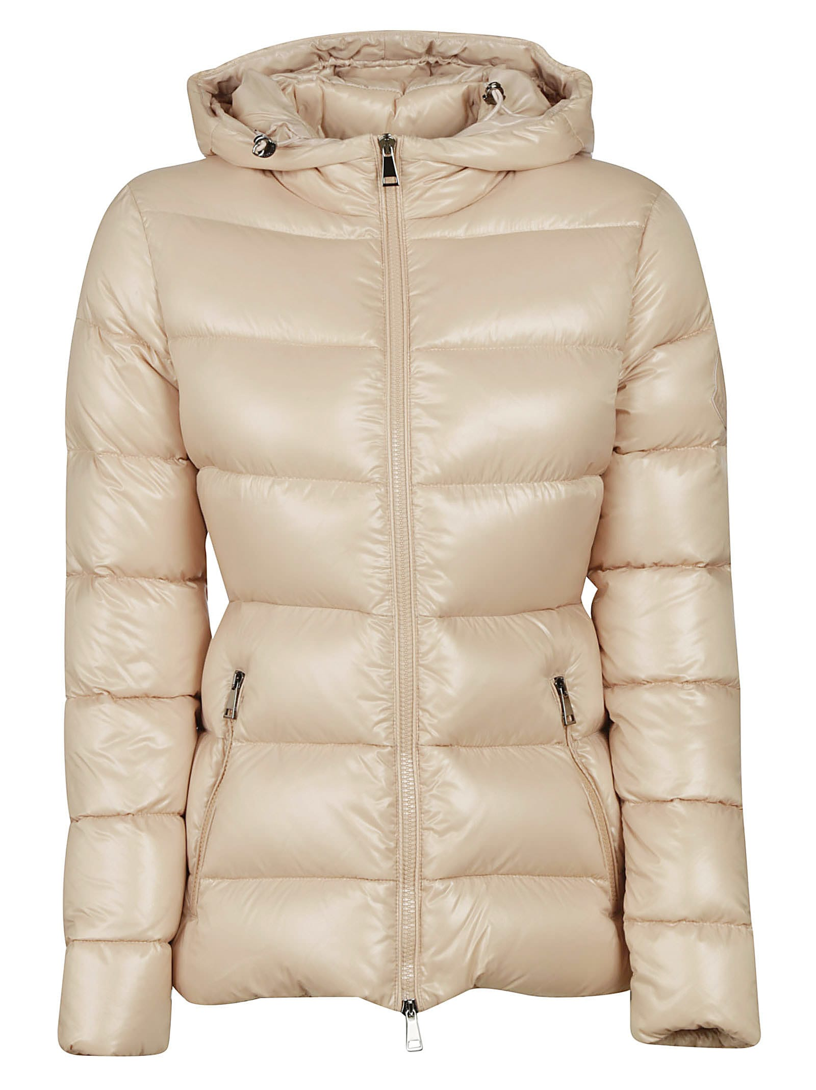 Moncler Rhin Fitted Padded Jacket