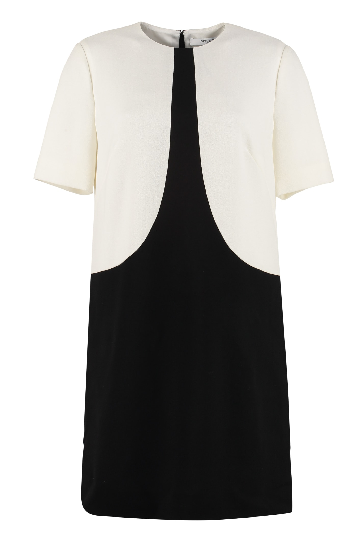 Givenchy Wool Crepe Dress