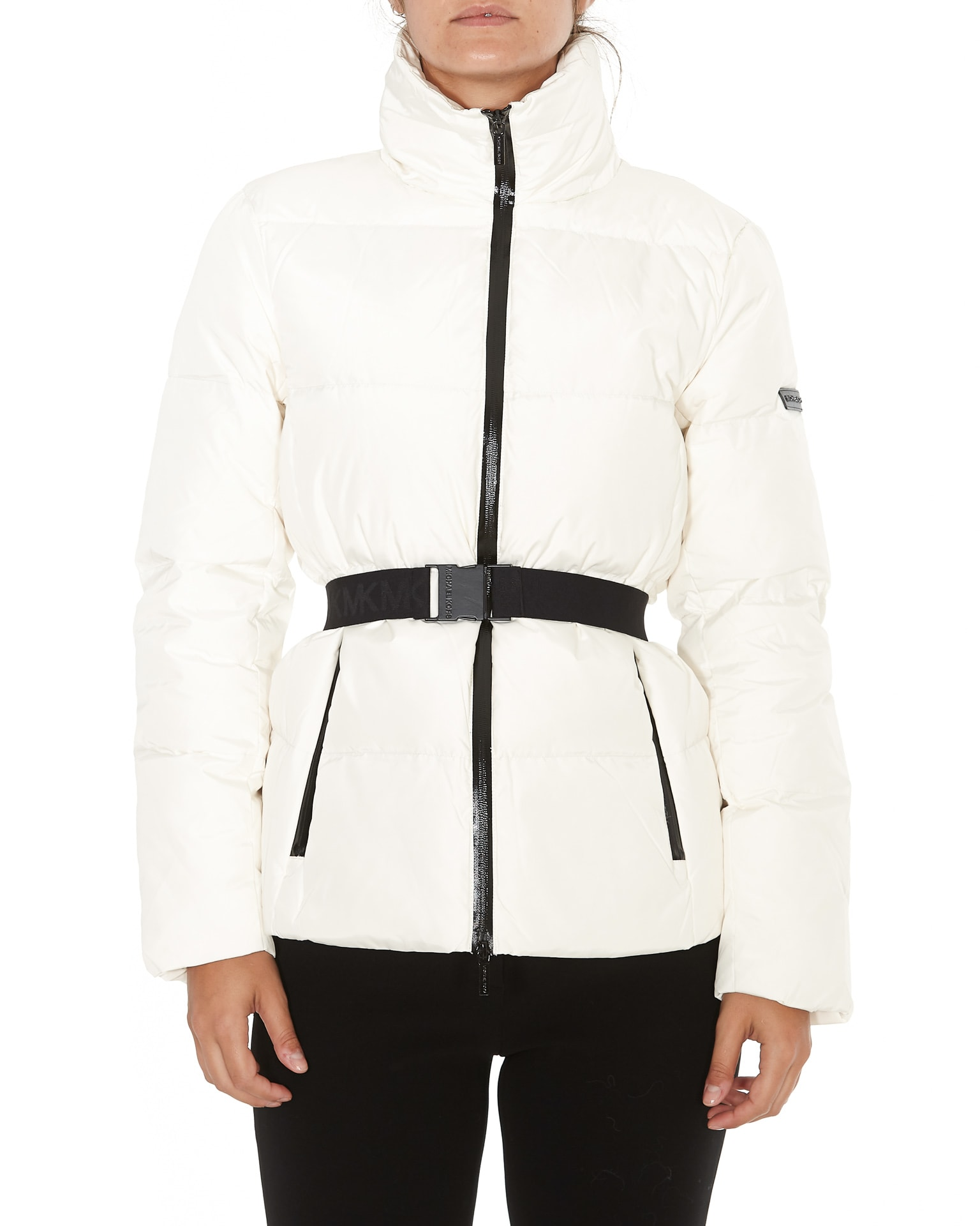 Michael Michael Kors Belted Down Jacket